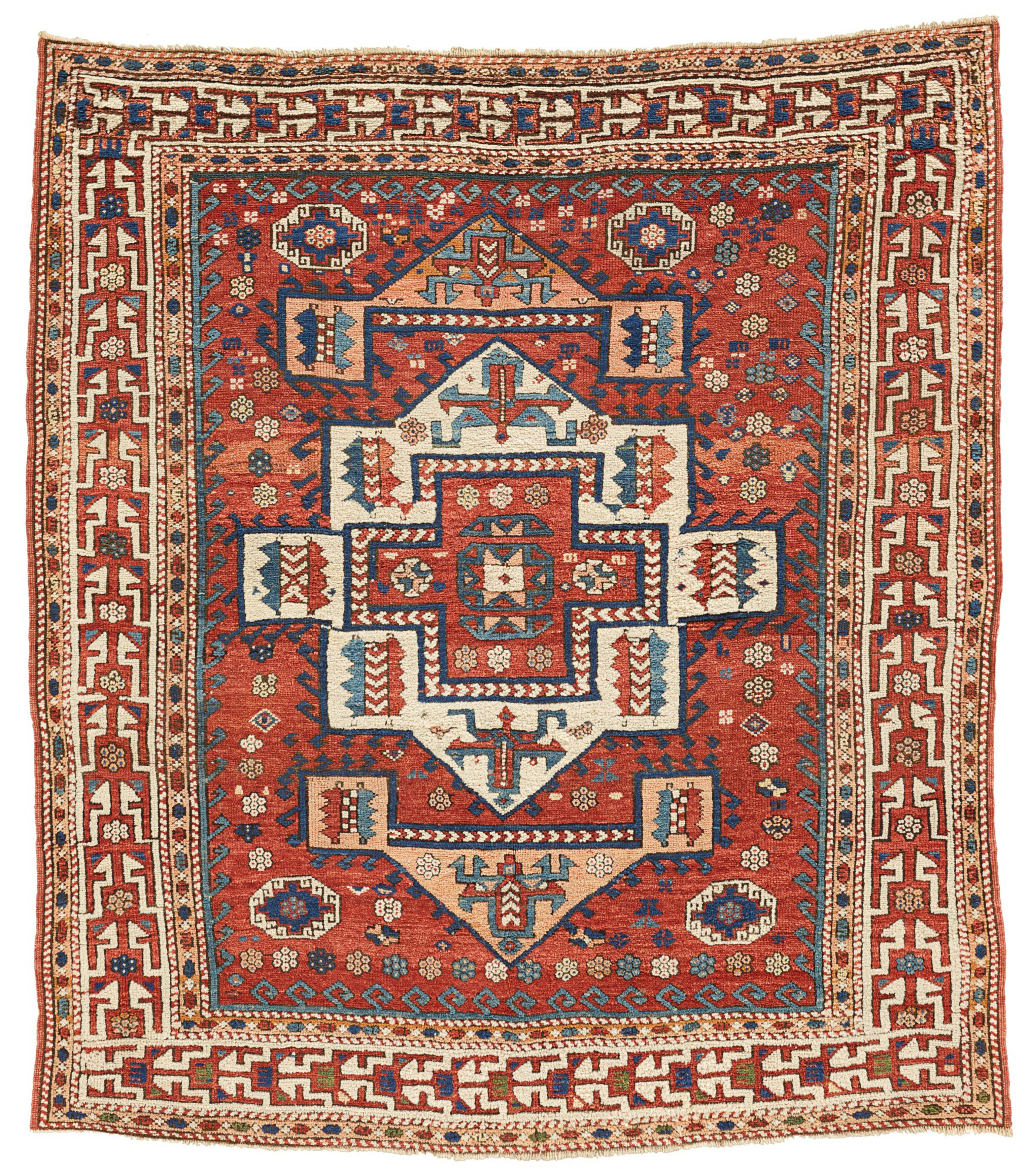 A CANNAKALE RUG, WEST ANATOLIA