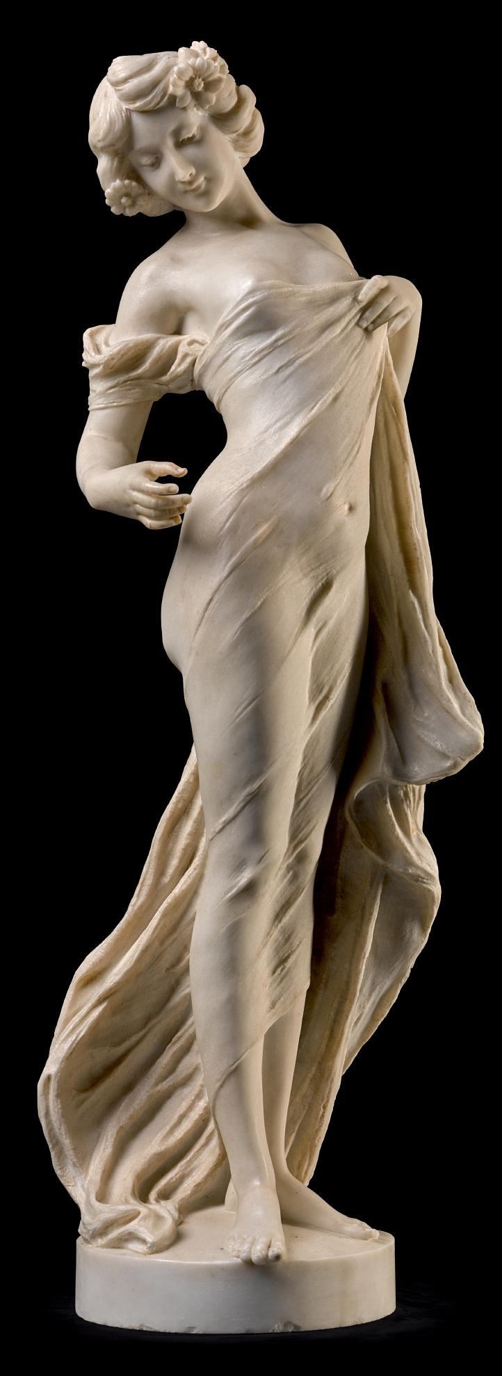 ITALIAN, LATE 19TH CENTURY | NYMPH