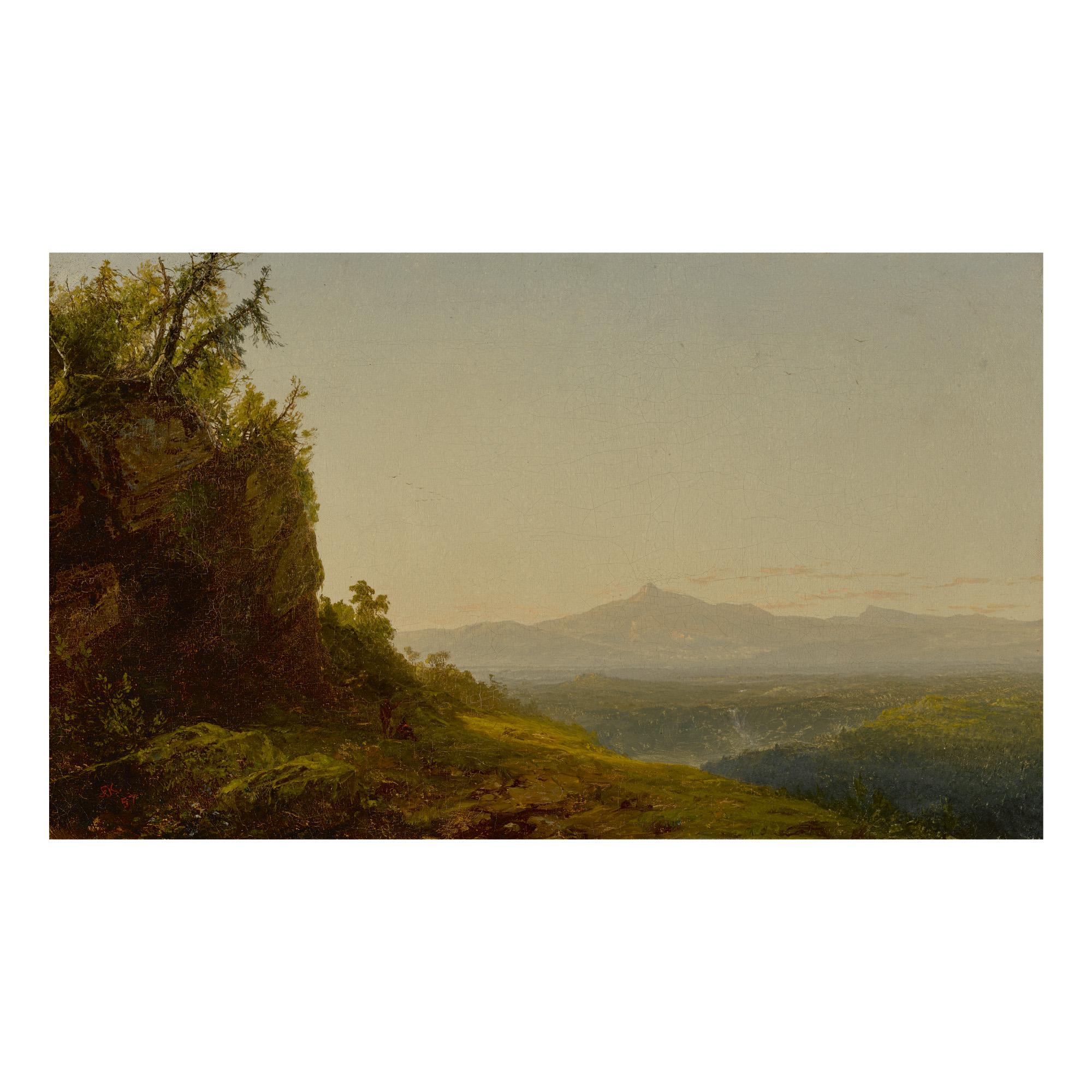 JOHN FREDERICK KENSETT | MOUNT CHOCORUA