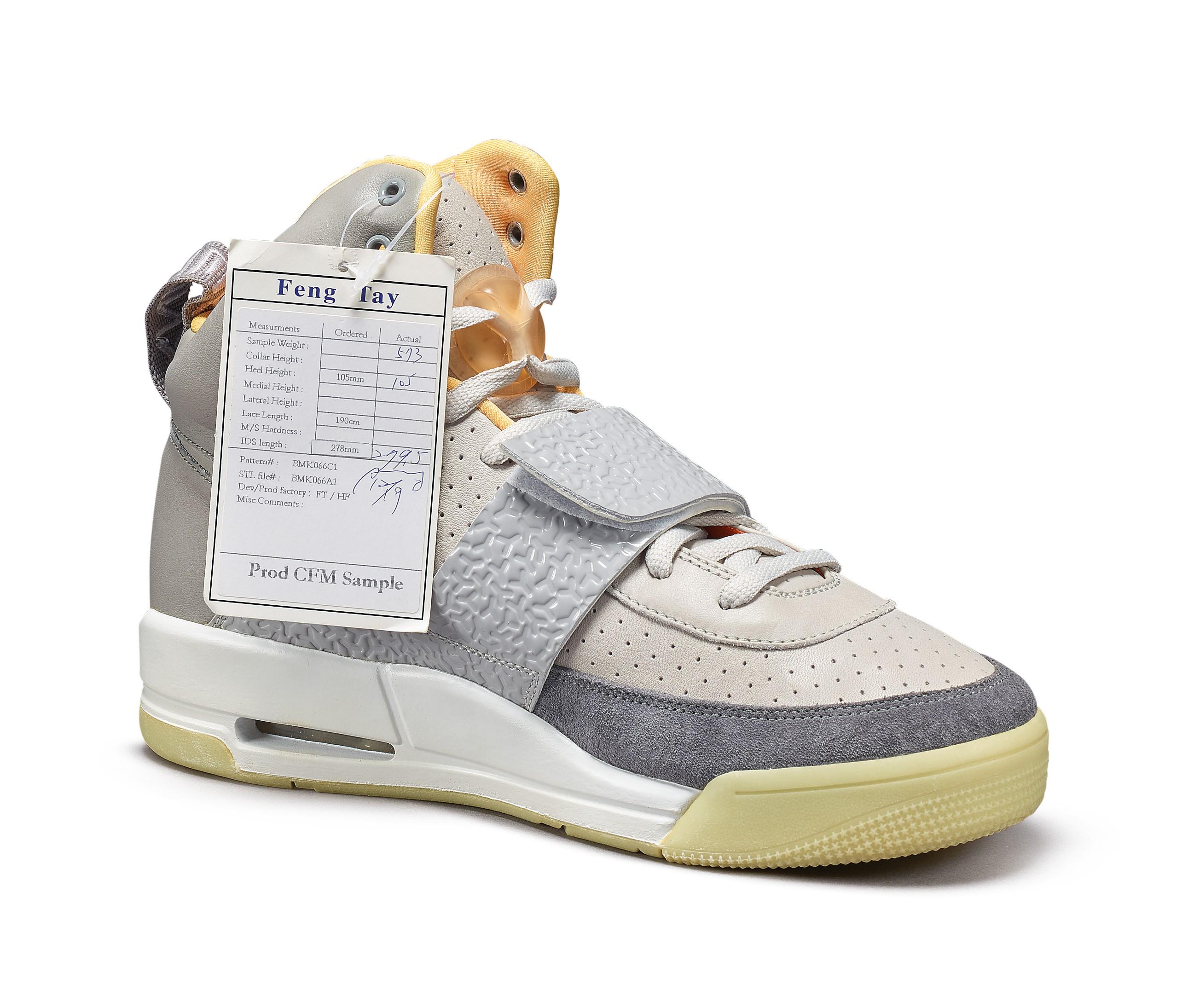 Kanye West and Mark Smith Designed Nike