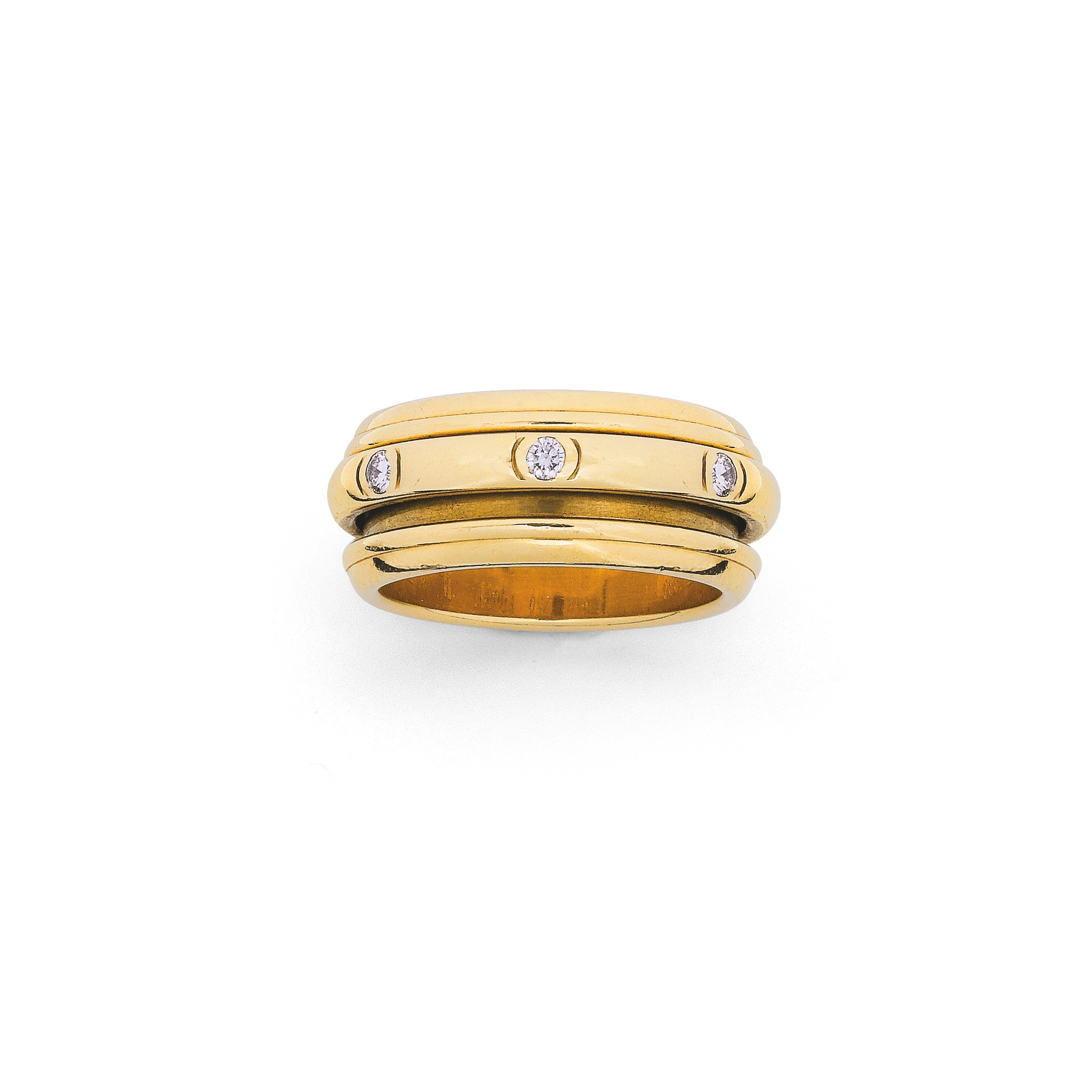 Piaget, Diamond ring [Bague diamants], 'Possession'