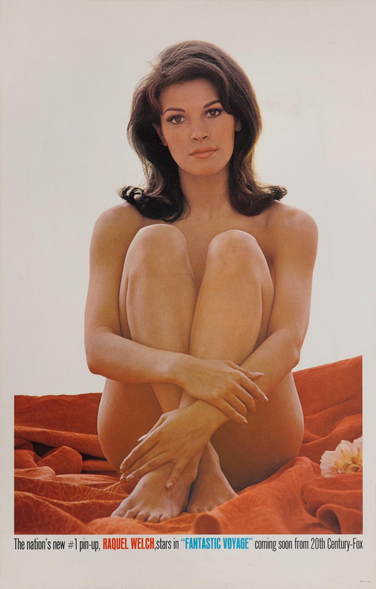 FANTASTIC VOYAGE (1966) POSTER, US