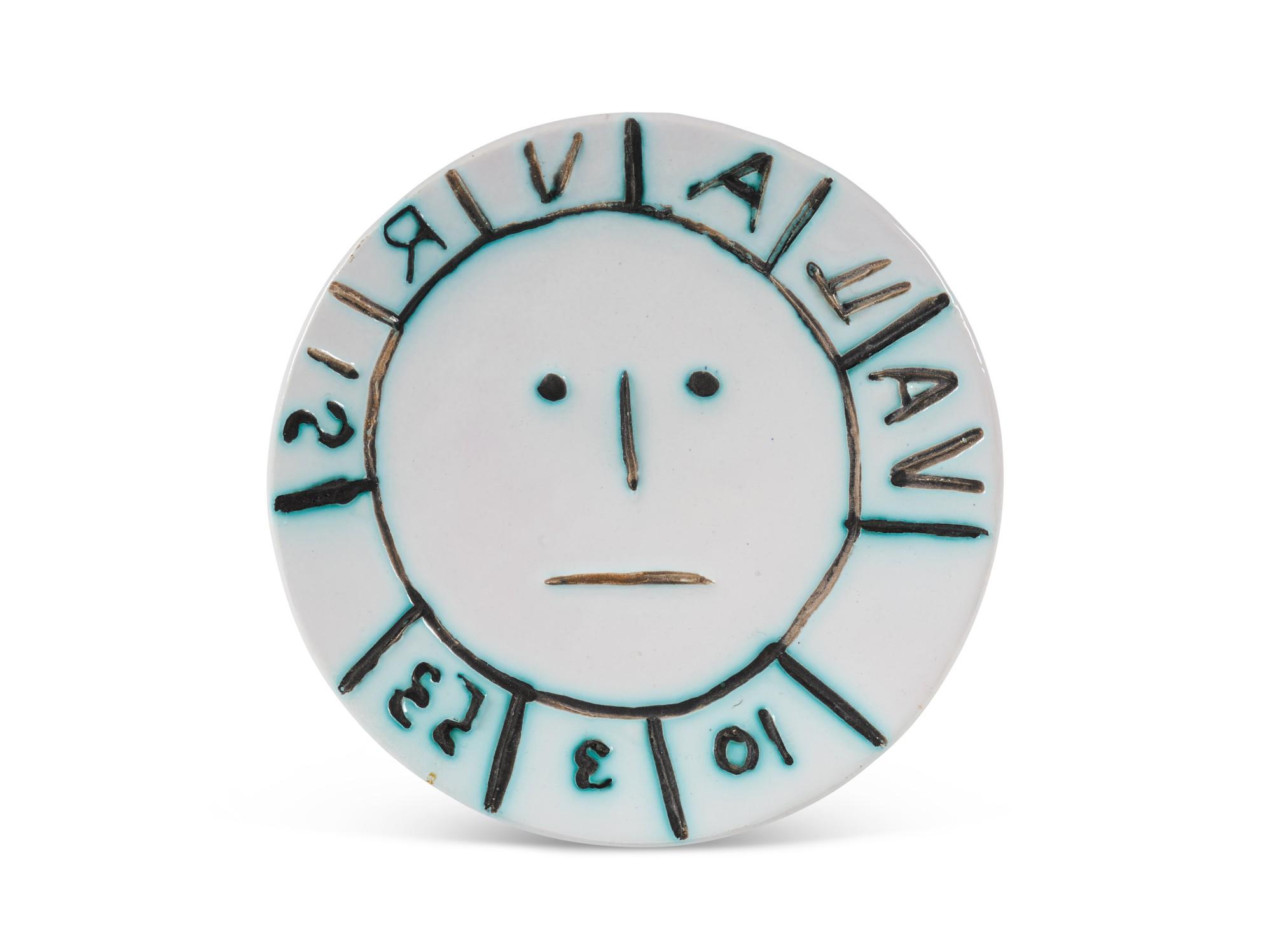 PABLO PICASSO   VALLAURIS (A. R. 179)