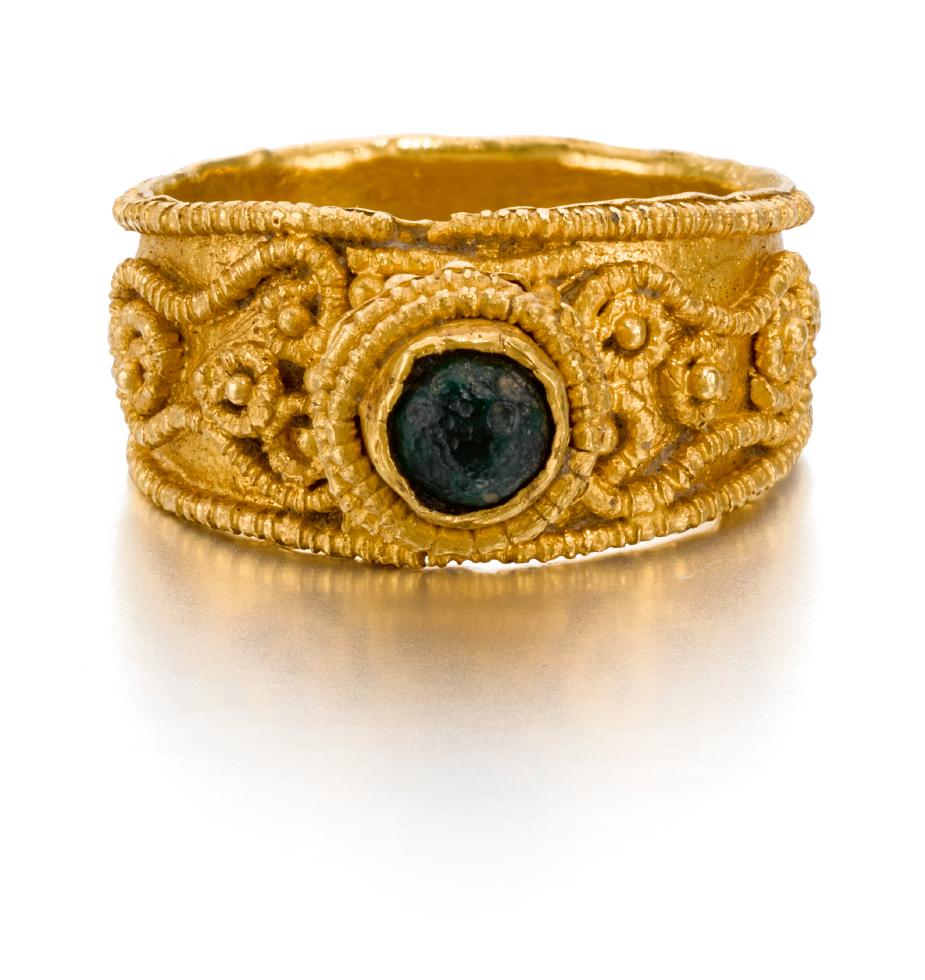 BYZANTINE, CIRCA 6TH CENTURY | RING