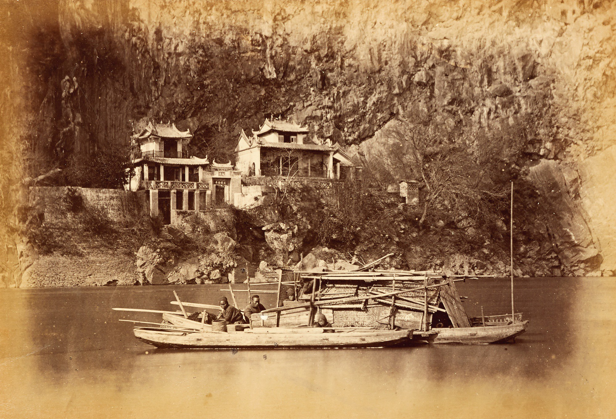 Thomson| Views on the North River, 1870