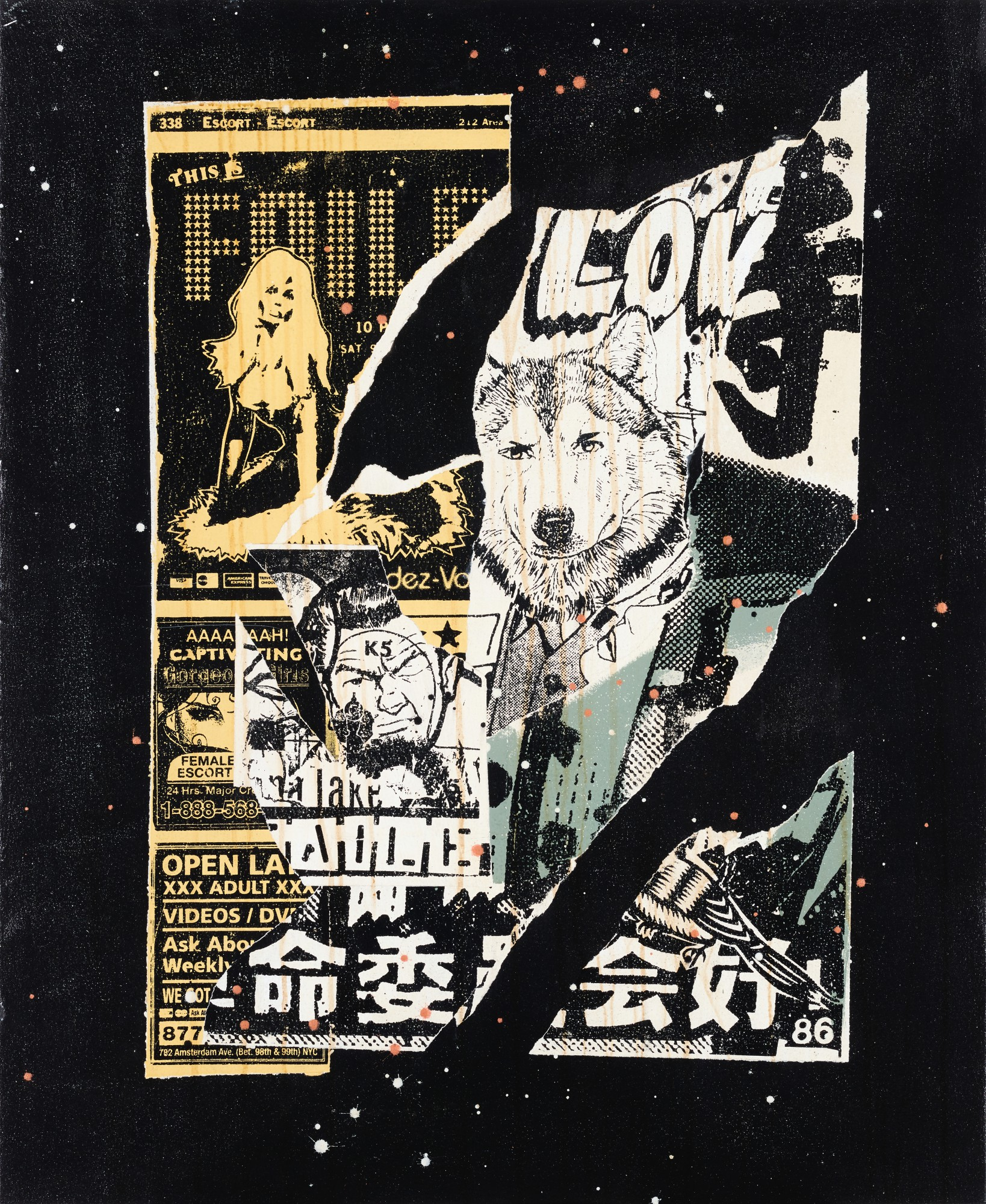 FAILE | YELLOW PAGES