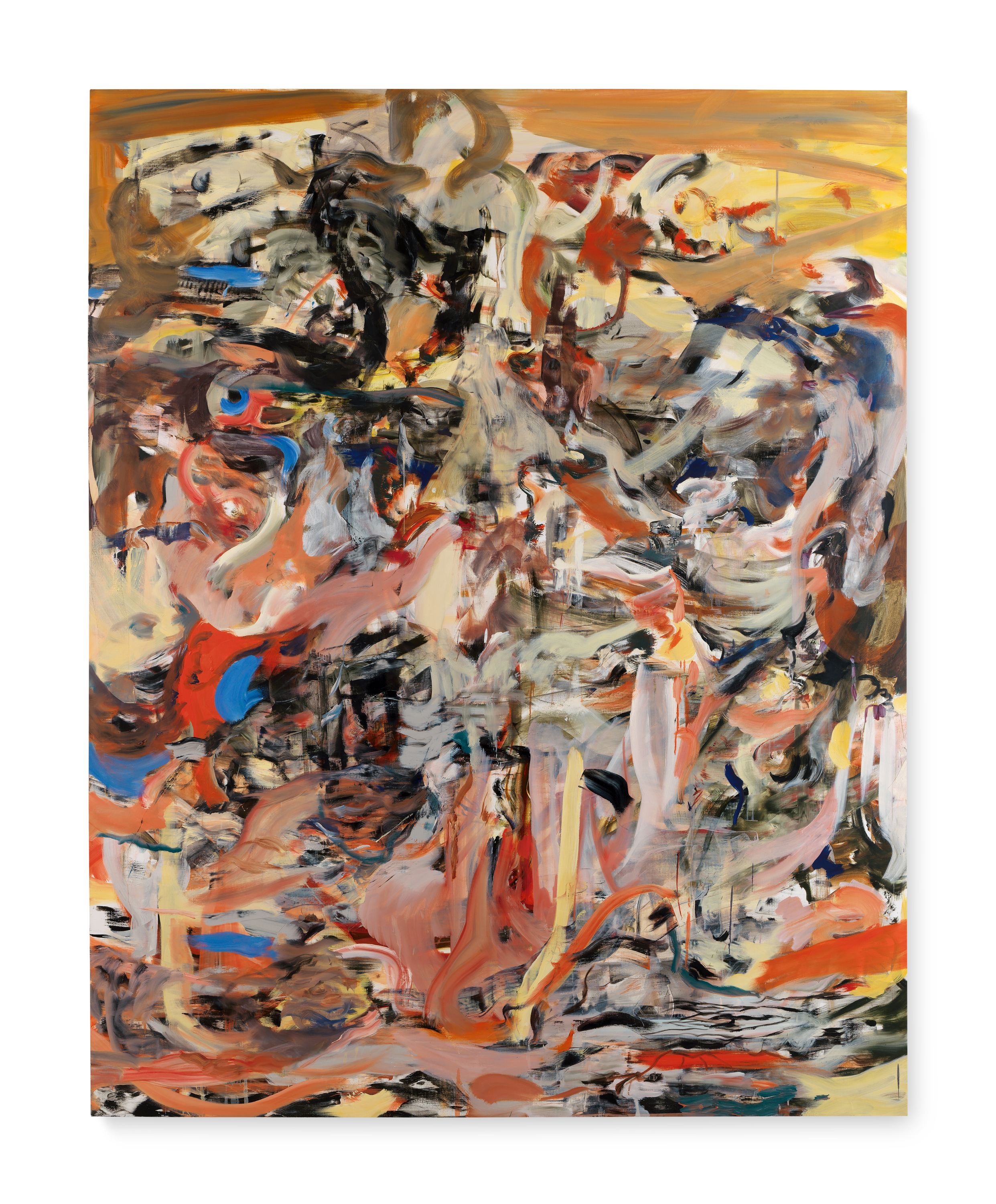 View full screen - View 1 of Lot 116. CECILY BROWN |  UNTITLED.