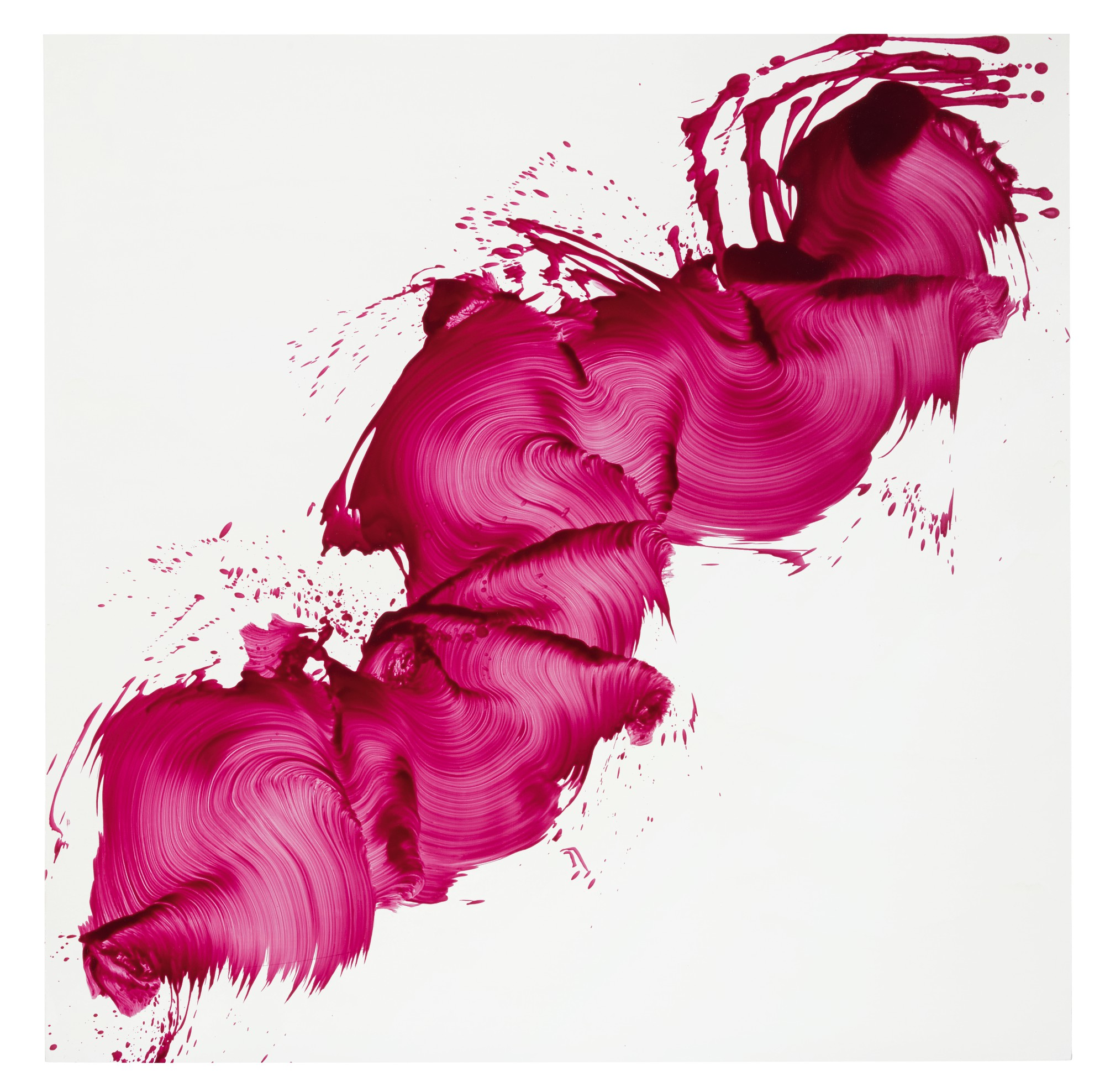 JAMES NARES | I LIKE THE WIND