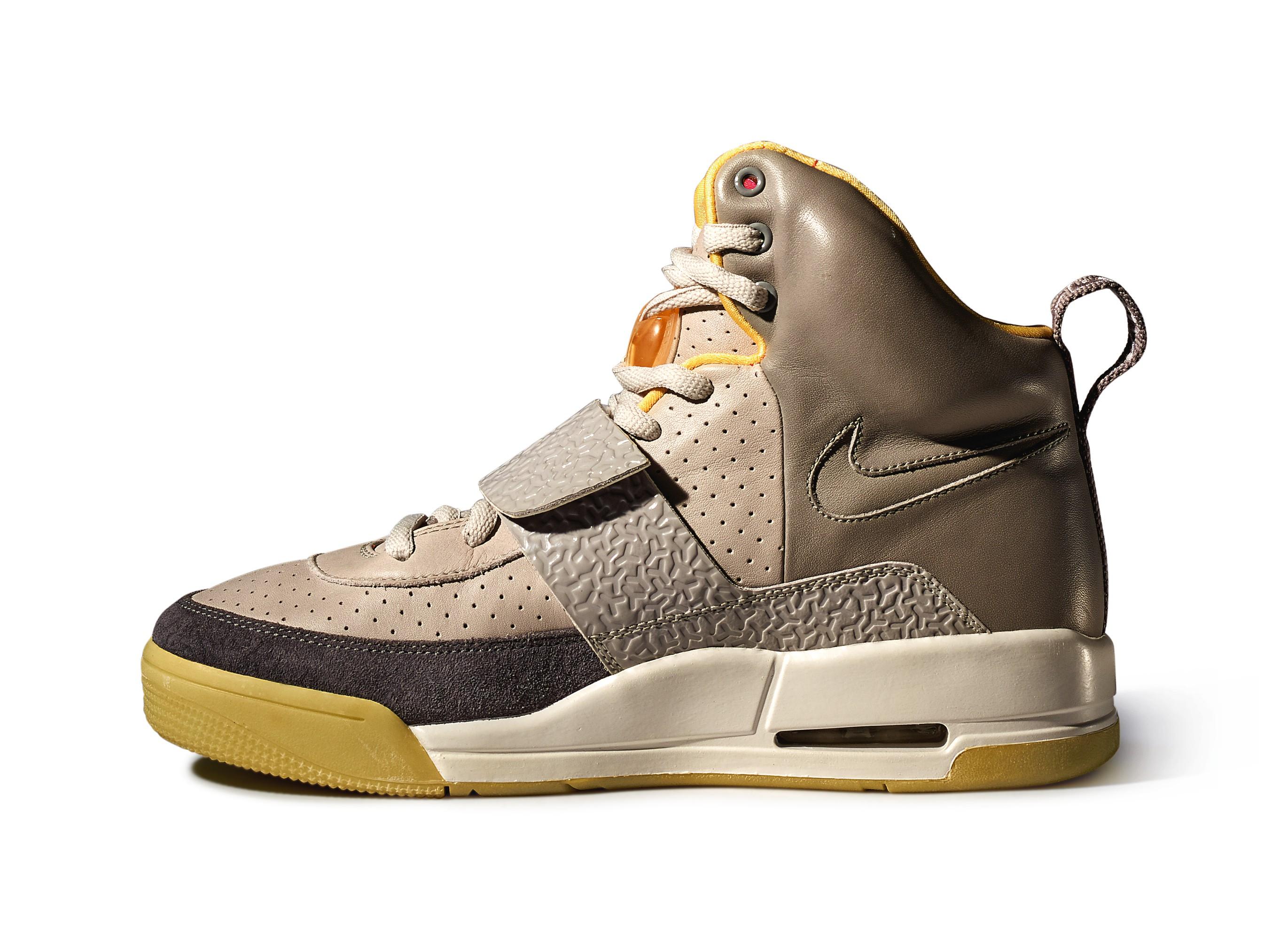 Kanye West Designed Nike Air Yeezy