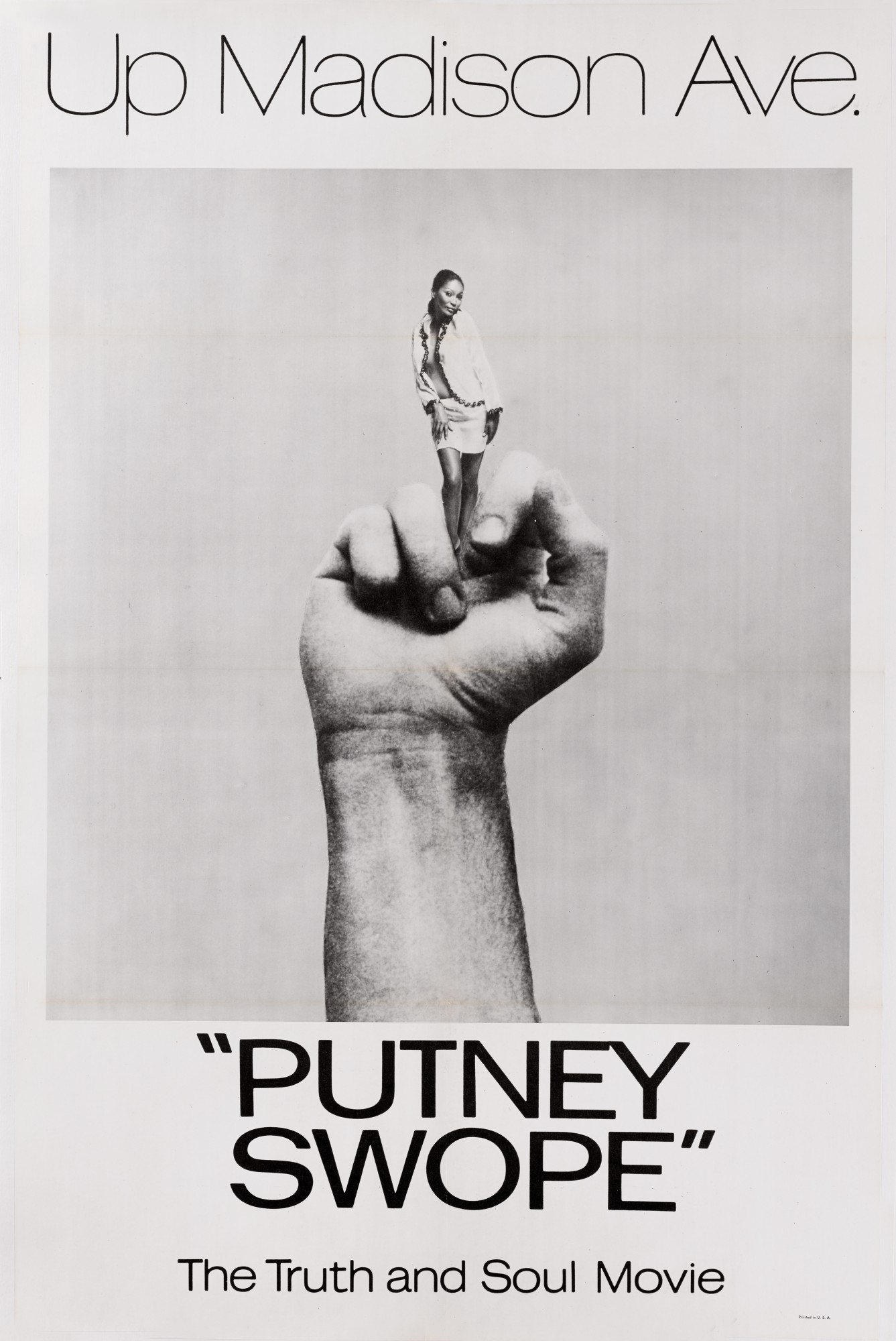 PUTNEY SWOPE (1969) POSTER, US