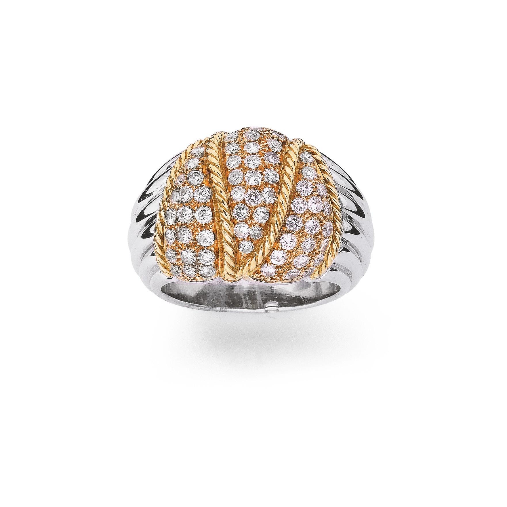 Diamond ring [Bague diamants]