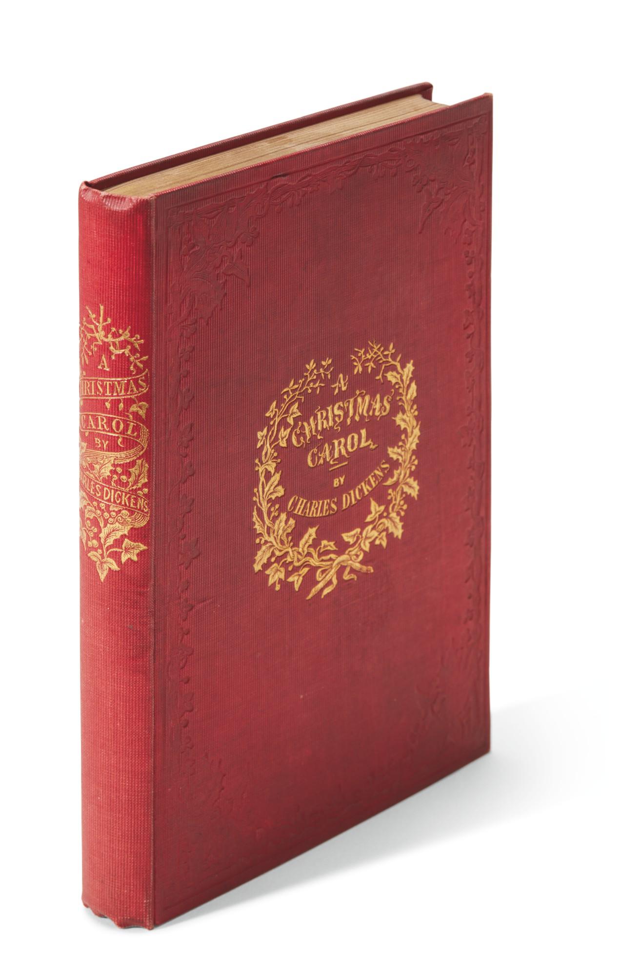 Dickens, A Christmas Carol, 1849, twelfth edition