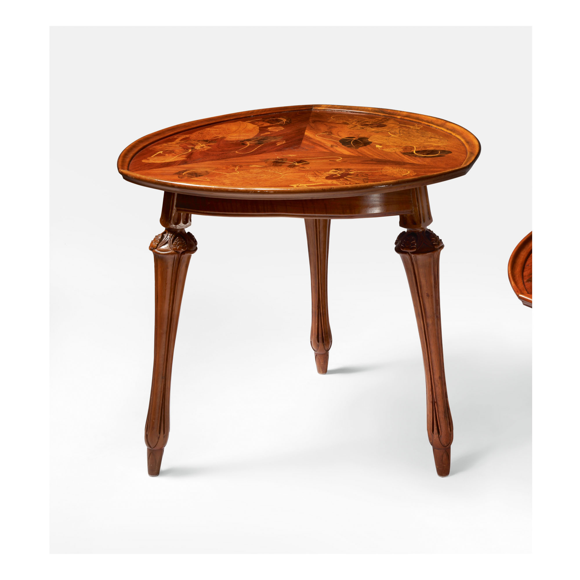 LOUIS MAJORELLE | TEA TABLE