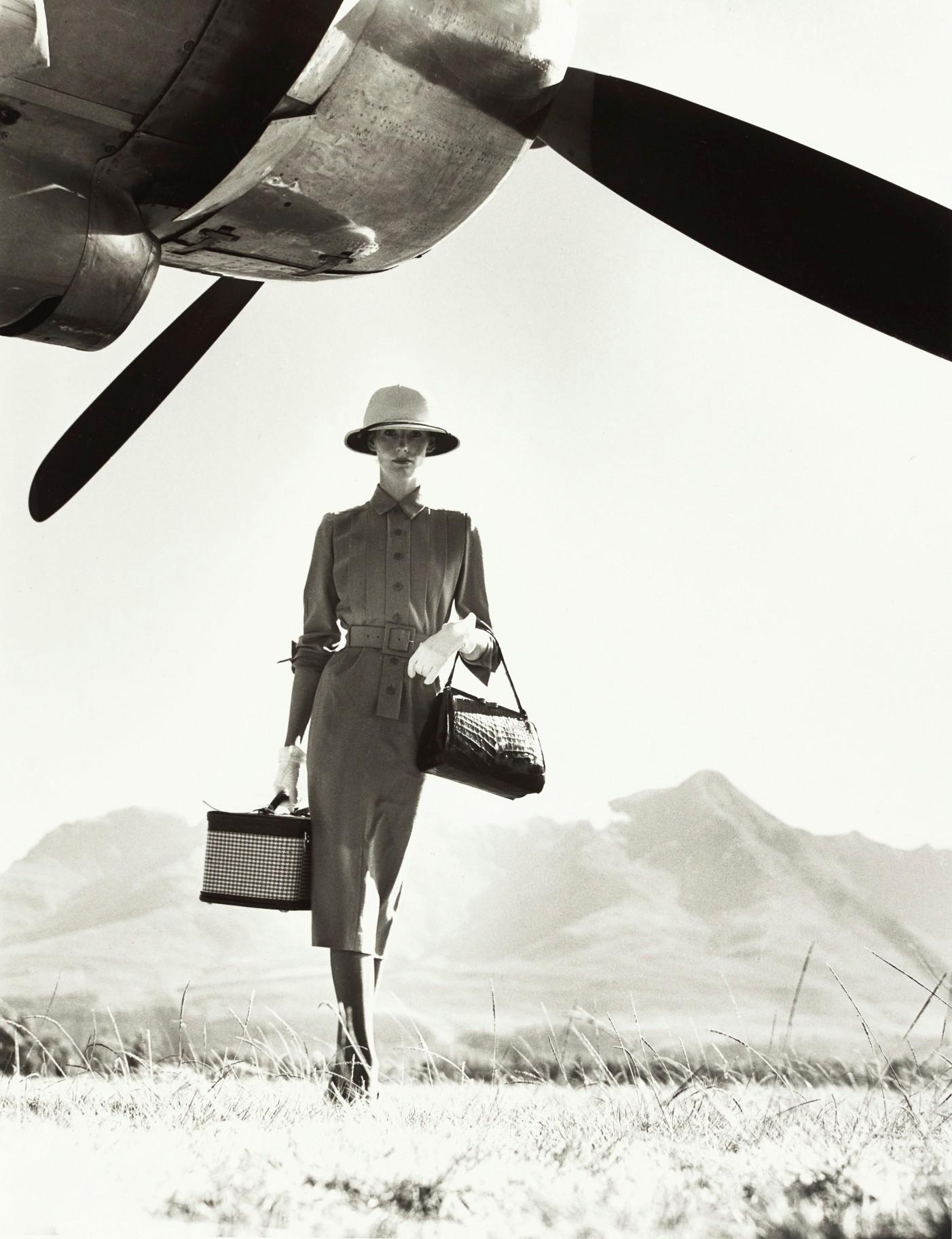 NORMAN PARKINSON | THE ART OF TRAVEL, 1951