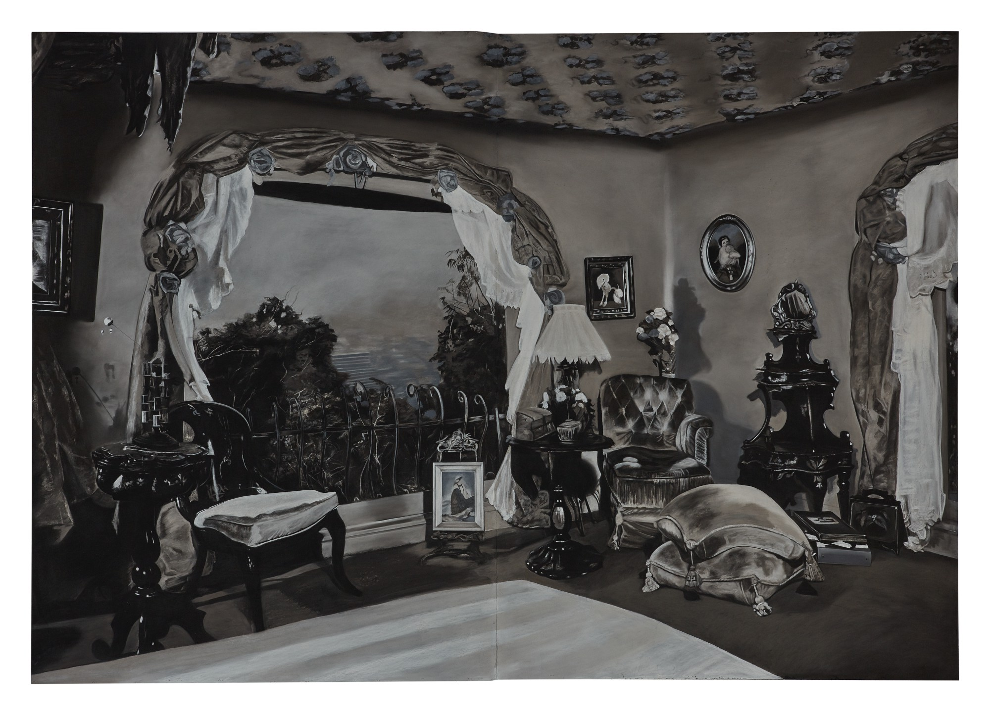 MICHELE ZALOPANY | BEQUEST (GYPSY ROSE LEE'S BEDROOM)