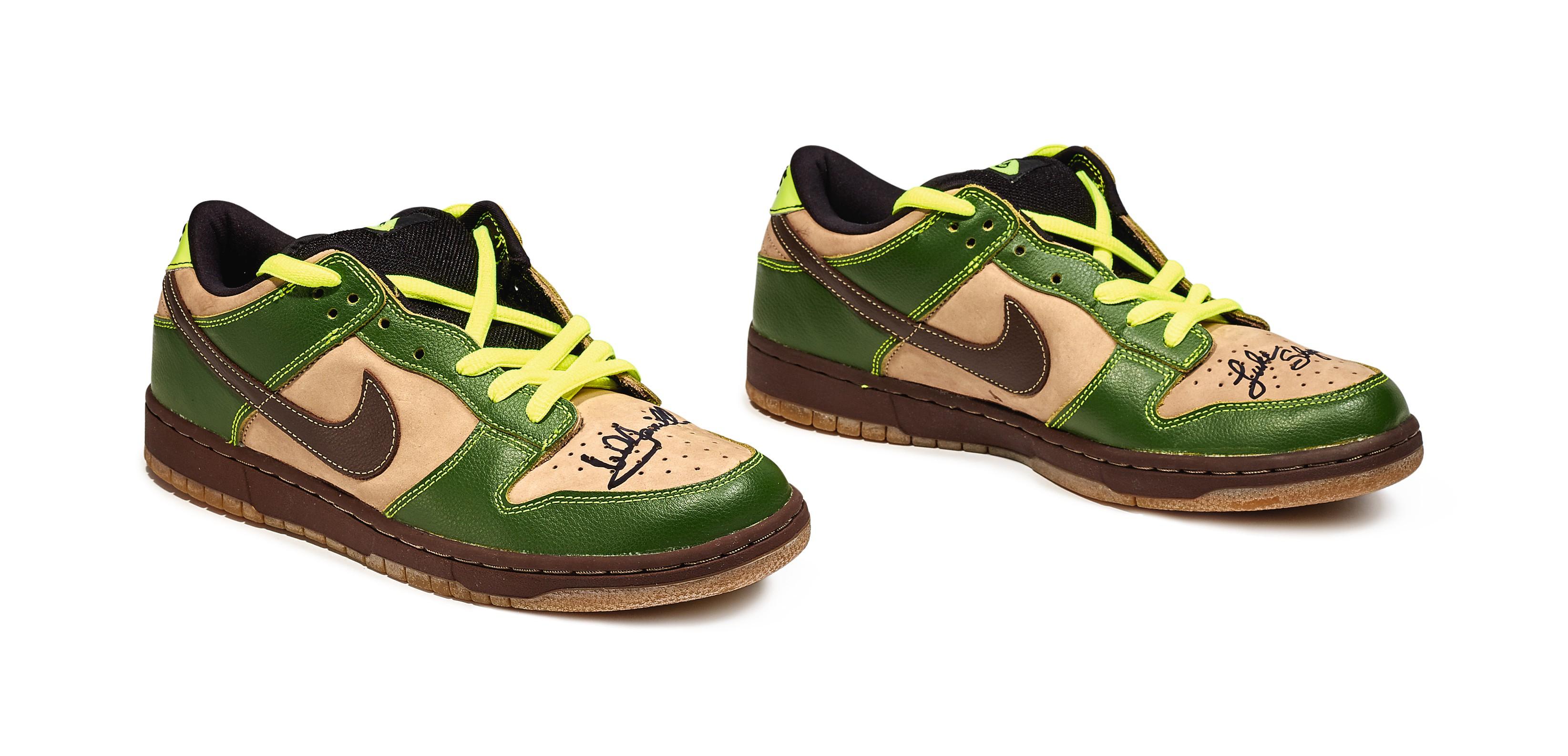 Nike Dunk SB Low 'Jedi' | 2004 | Signed