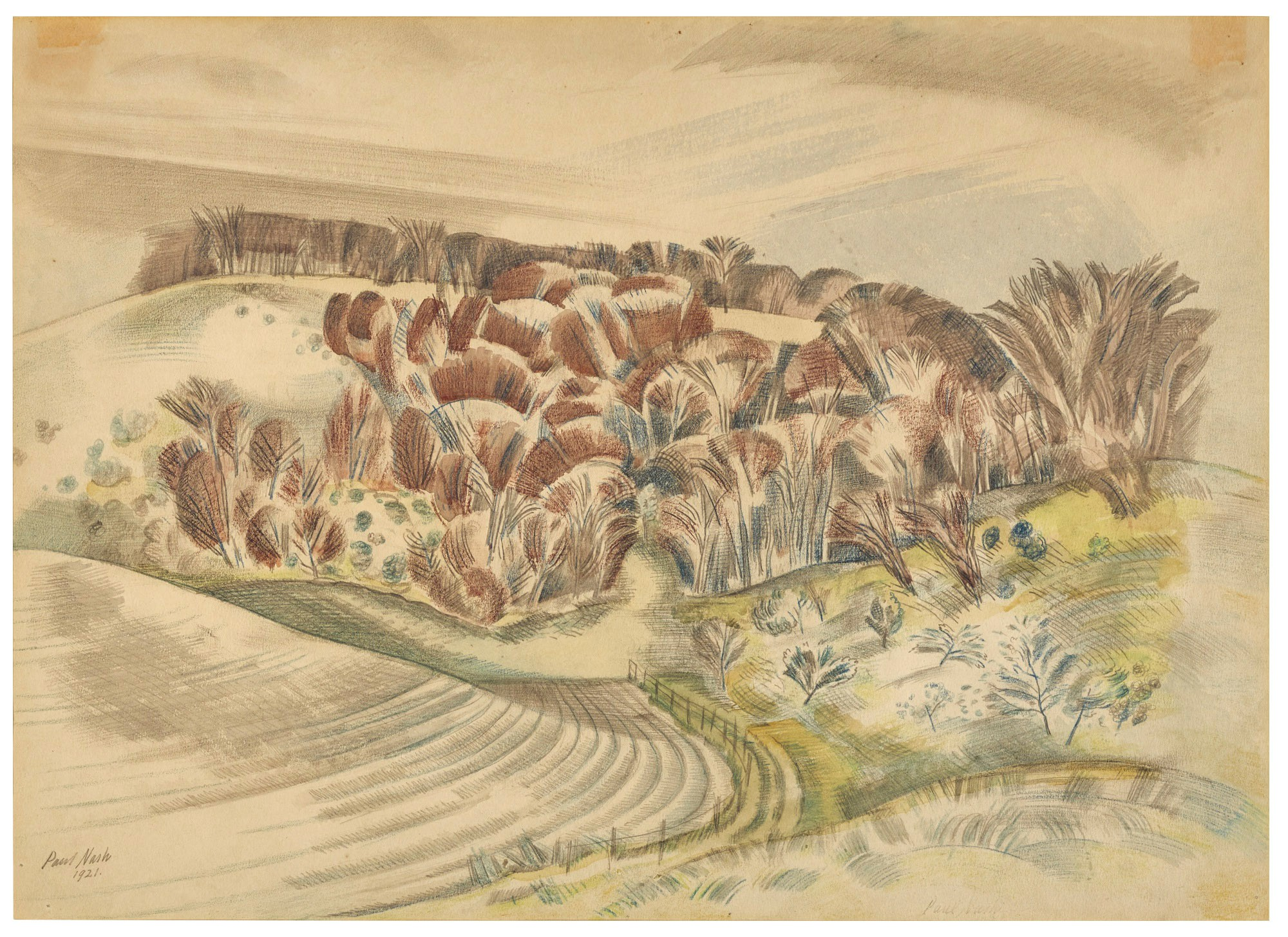 PAUL NASH | THE VALLEY
