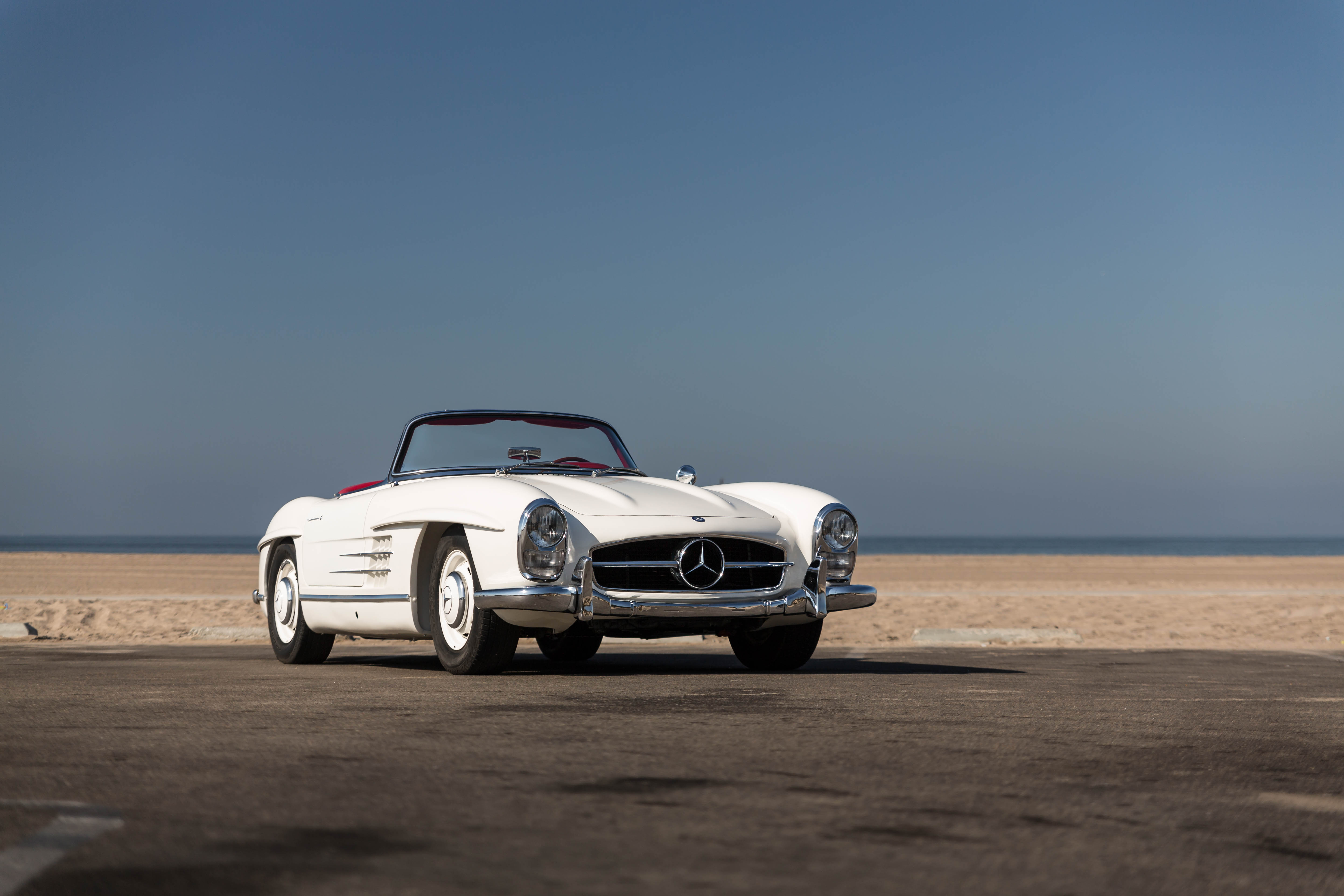 View full screen - View 1 of Lot 65. 1960 Mercedes-Benz 300SL Roadster.