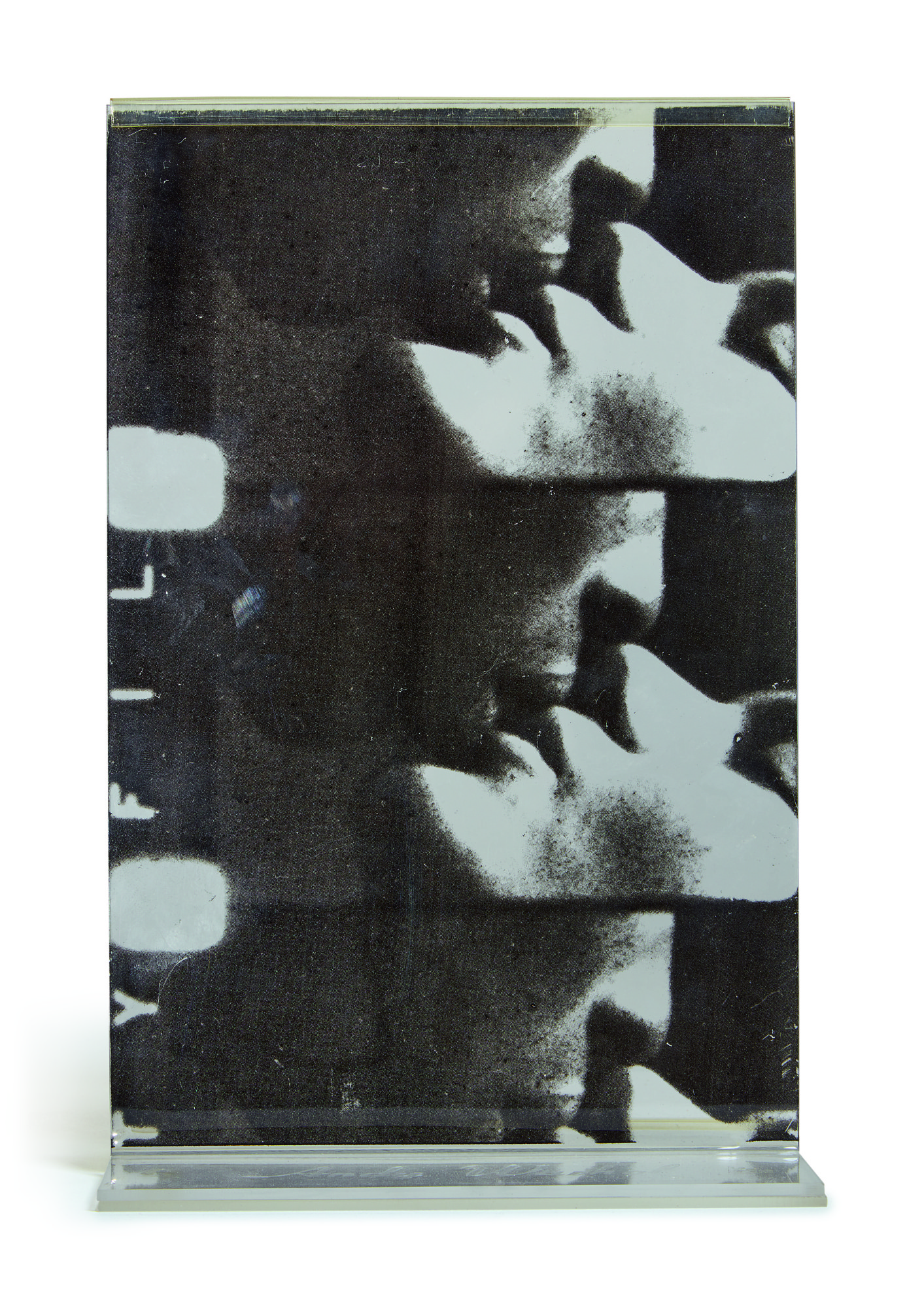 ANDY WARHOL  | KISS (FELDMAN & SCHELLMANN II.8)