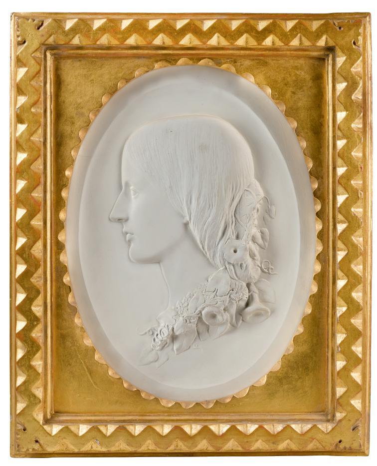 ALEXANDER MUNRO | PORTRAIT OF MRS JOSEPHINE BUTLER