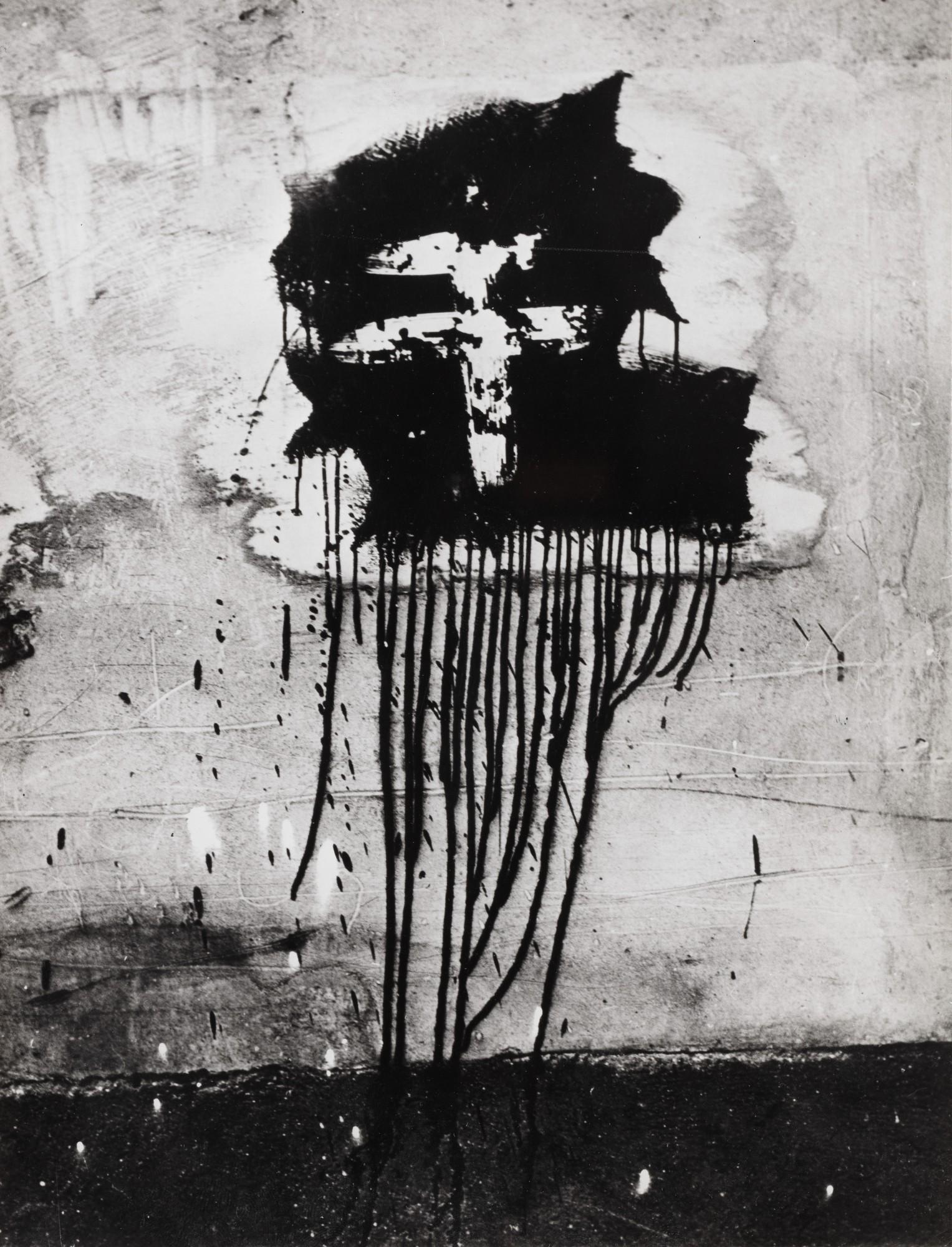 Brassaï   Graffiti - Croix de Lorraine (Series II), 1945