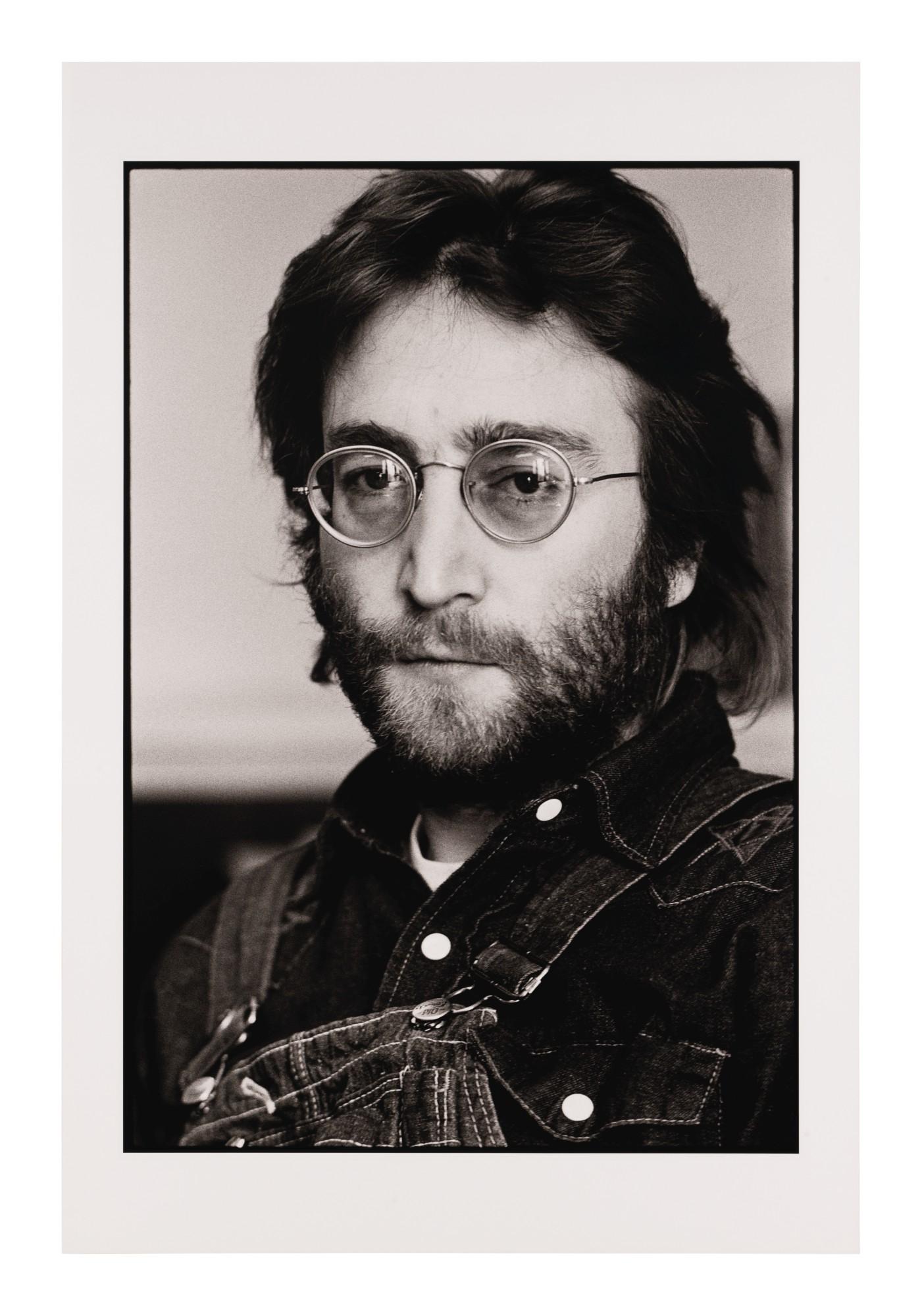 Annie Leibovitz John Lennon New York City Contemporary Photographs2020 Sotheby S