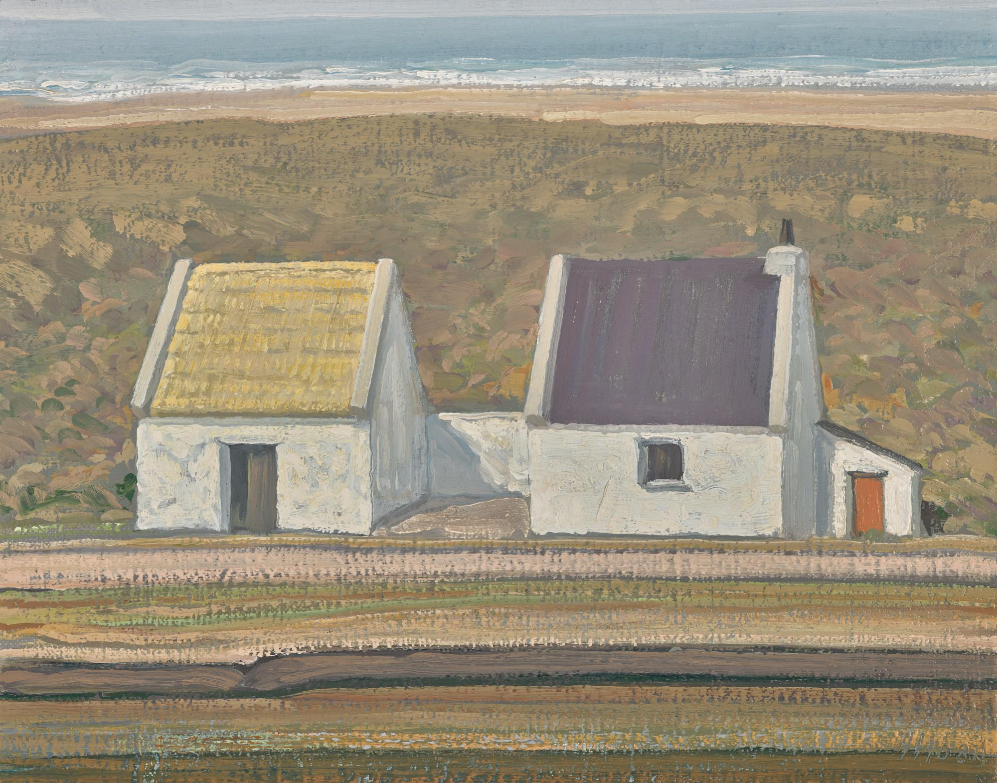JEREMIAH HOAD   THE WEE HOUSE, GWEEDORE