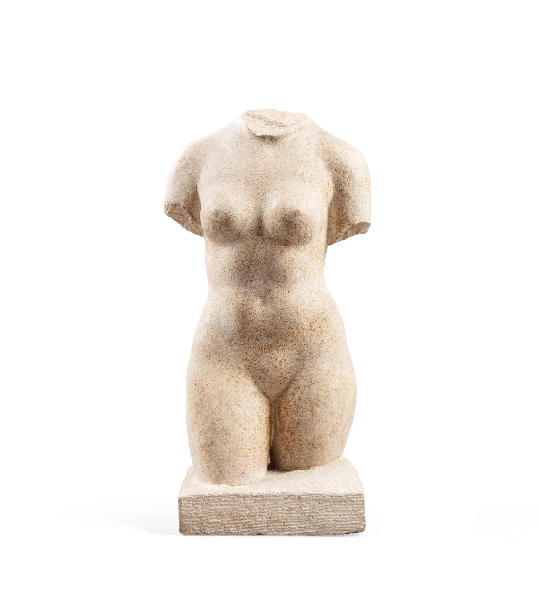 LOUIS DEJEAN | TORSO OF A WOMAN [TORSE FÉMININ]