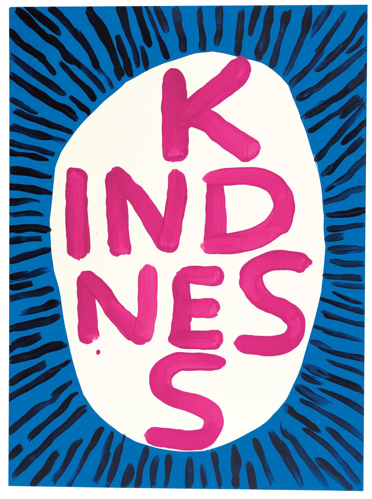 DAVID SHRIGLEY | KINDNESS