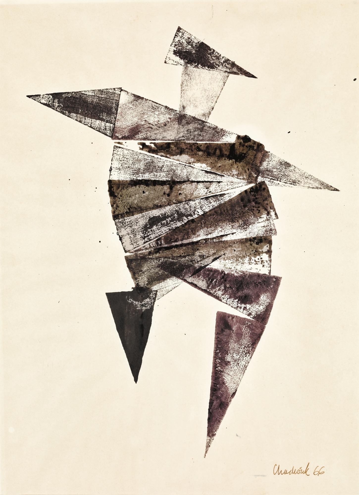 LYNN CHADWICK, R.A. | ROTUND FIGURE