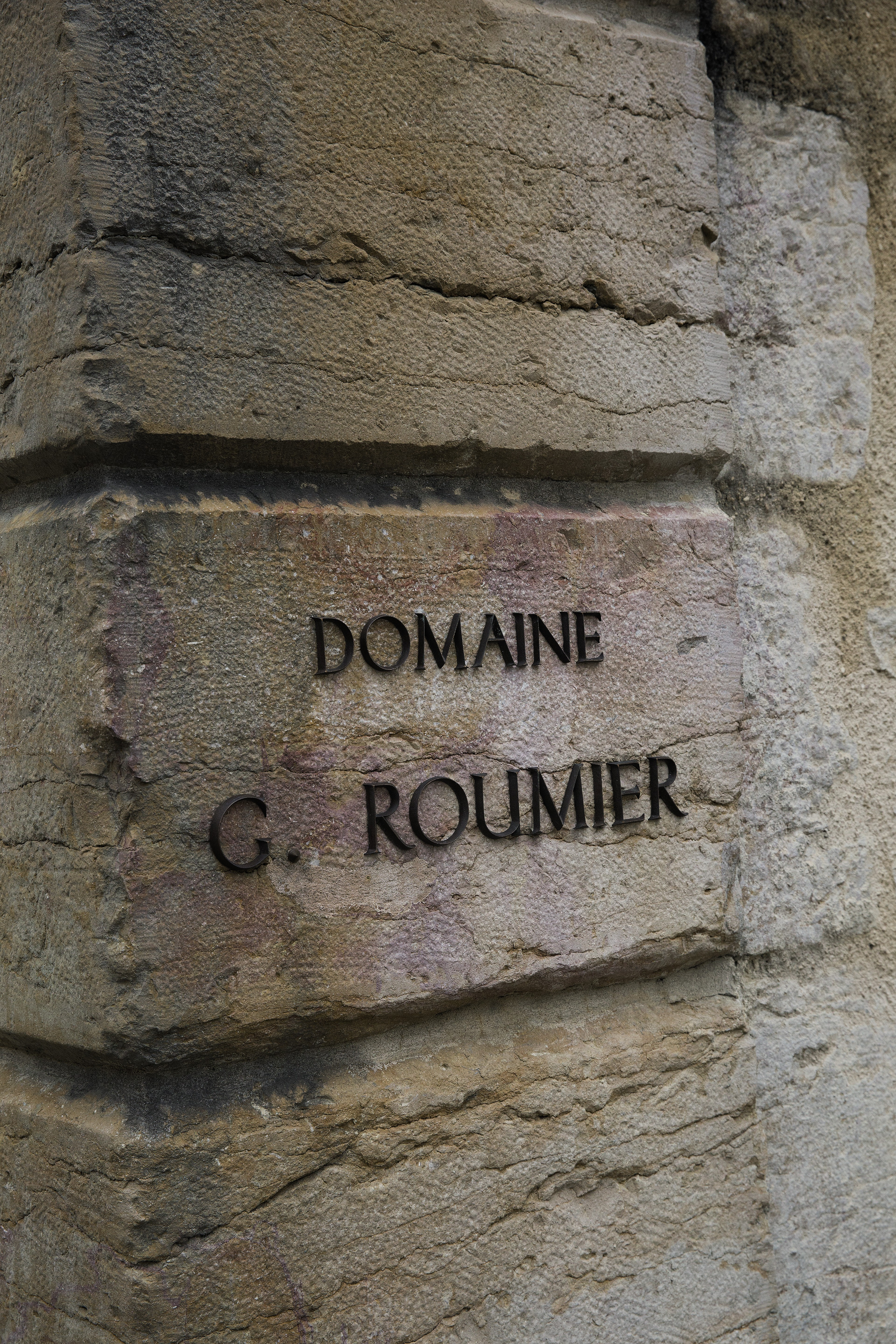 View full screen - View 1 of Lot 932. Musigny 2003 Domaine Georges Roumier (1 BT).