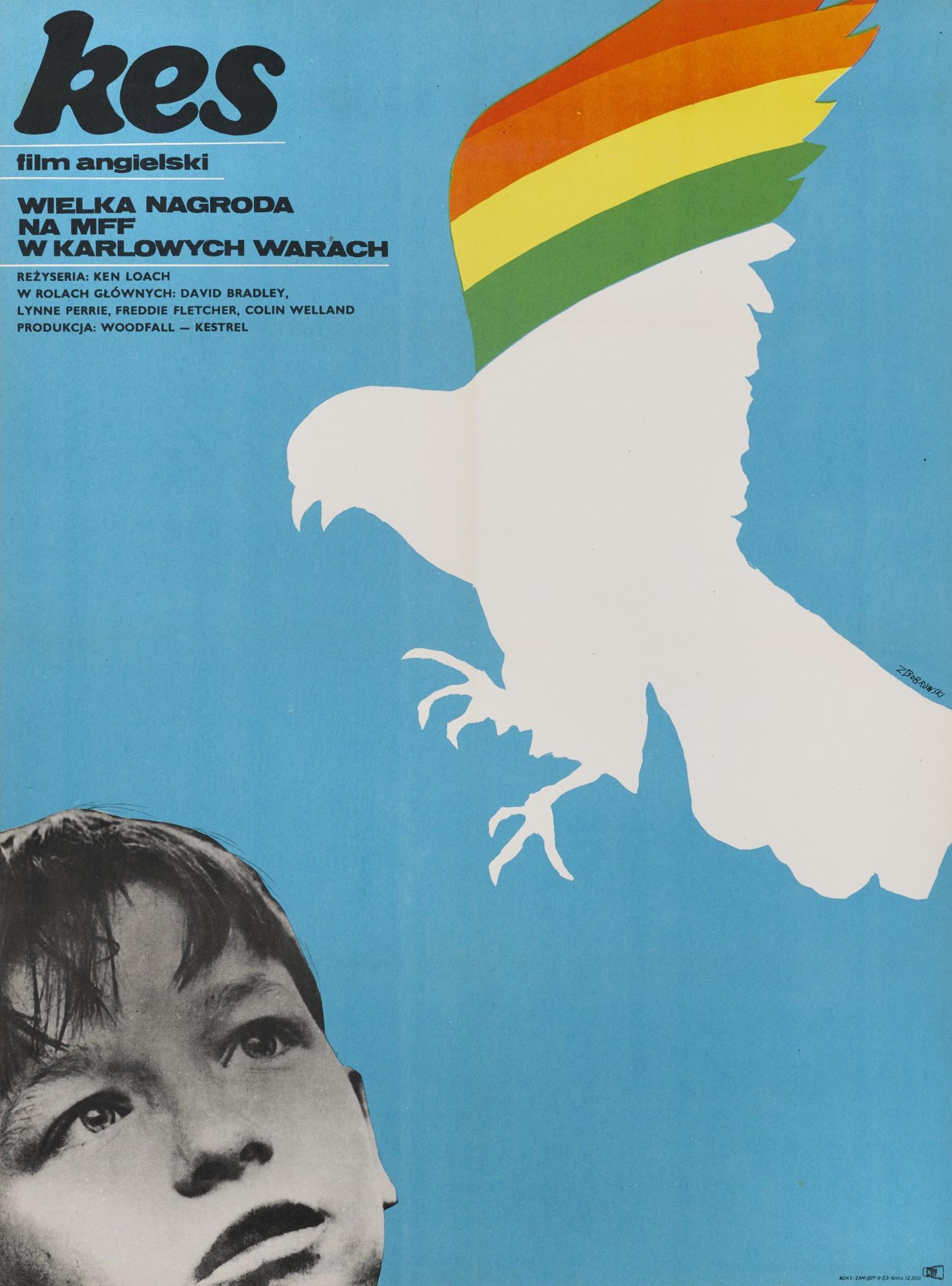 KES (1969) POSTER, POLISH