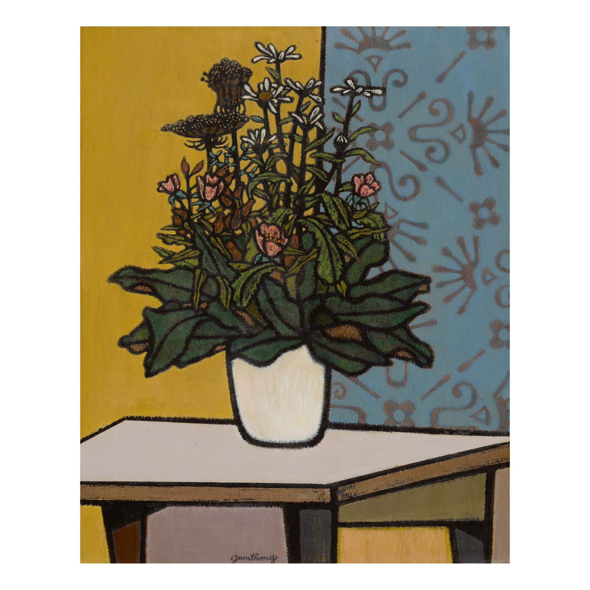 ROBERT GWATHMEY | FLOWERS FOR THE PULPIT