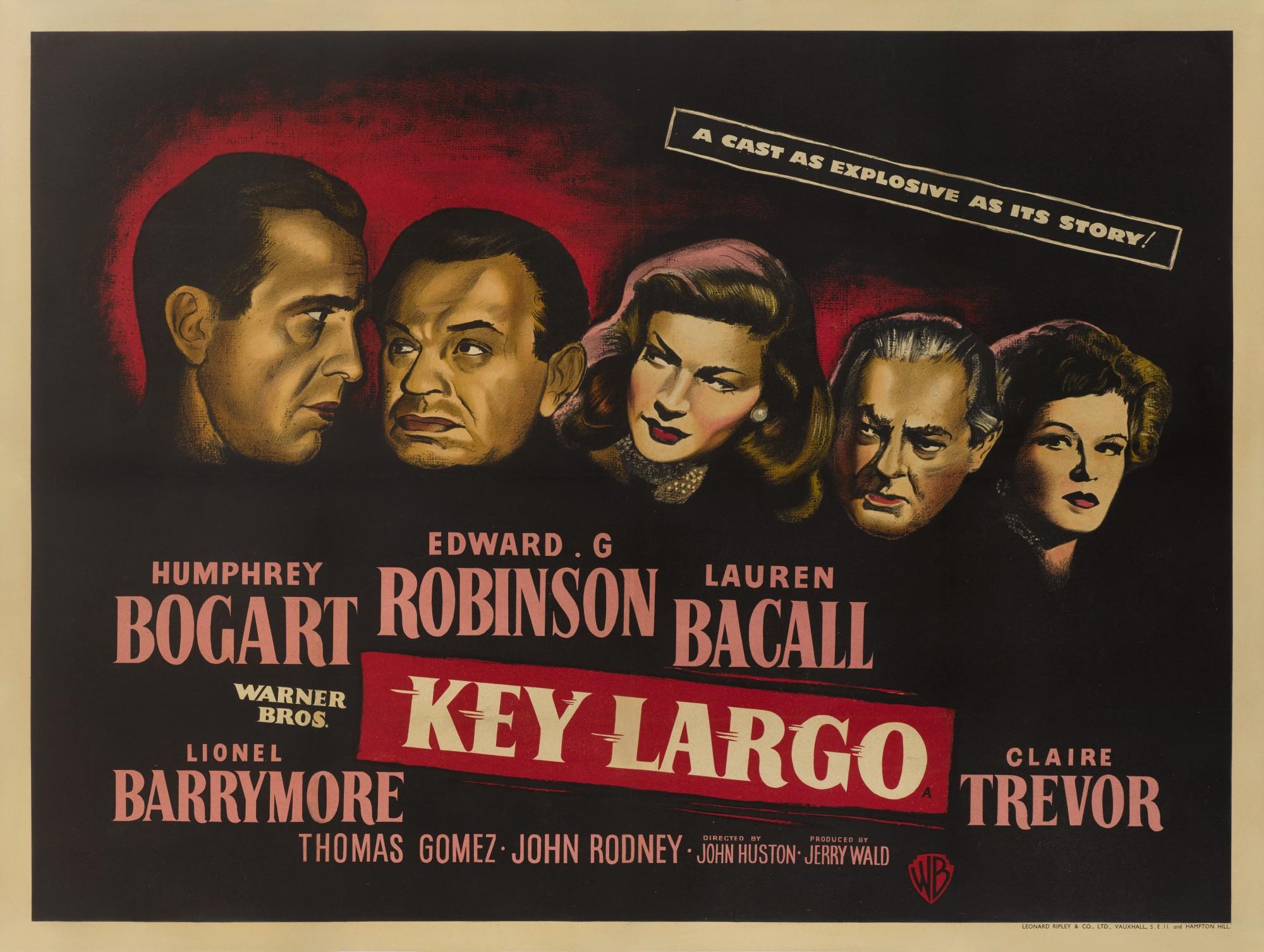 Image result for key largo 1948