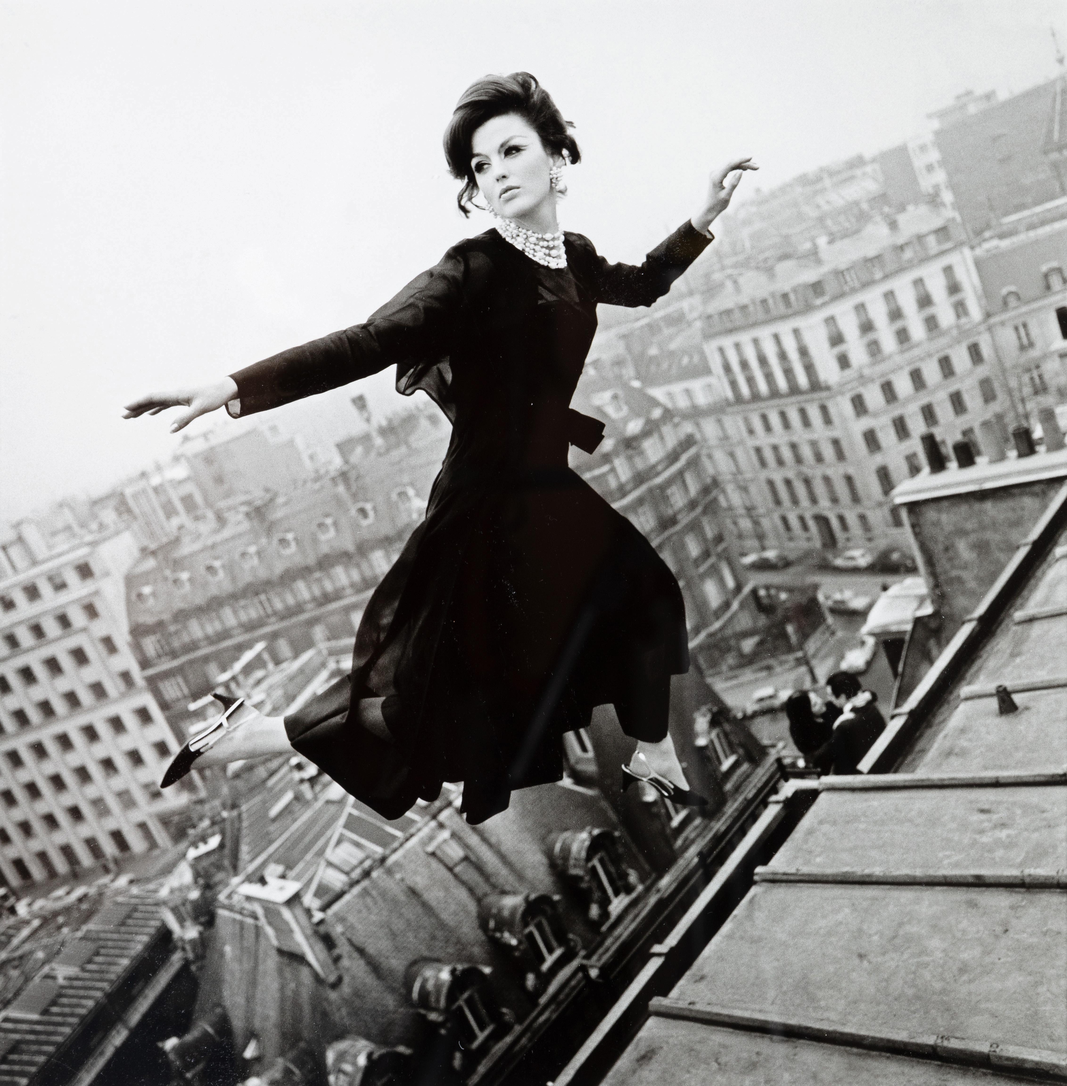 View full screen - View 1 of Lot 3. MELVIN SOKOLSKY   'FLY DIOR', PARIS, 1965.