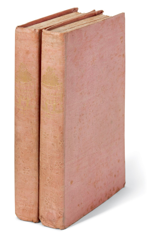 [Dickens], Memoirs of Joseph Grimaldi,1838, first edition