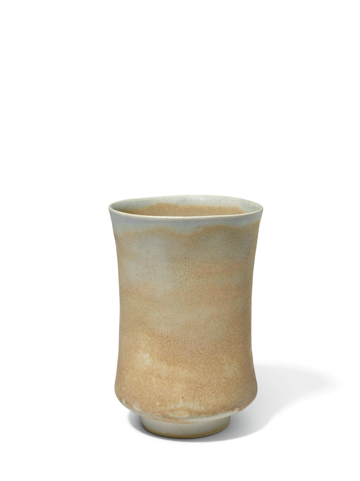 DAME LUCIE RIE | SQUEEZED VASE