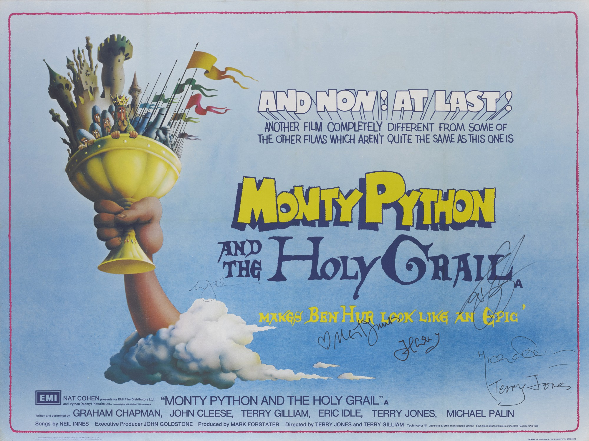 Monty Python And The Holy Grail Online
