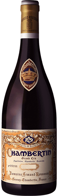 View full screen - View 1 of Lot 1003. Chambertin 1996 Domaine Armand Rousseau (8 BT).