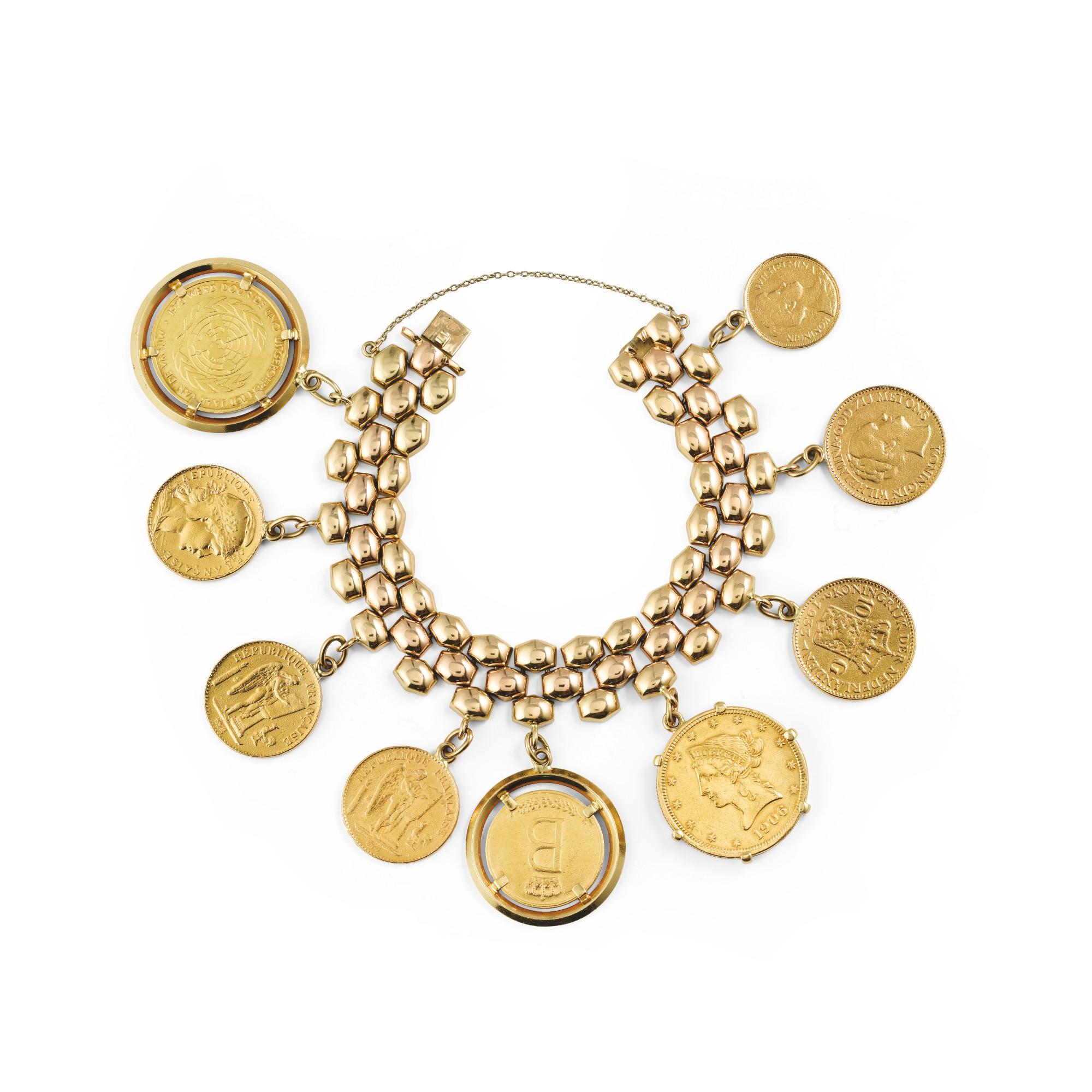Gold bracelet [Bracelet or]