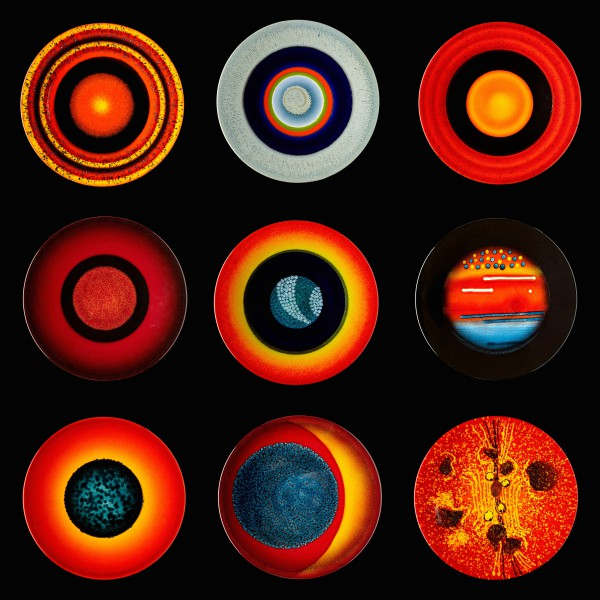 View full screen - View 1 of Lot 4. Alan Clarke for Poole Pottery, circa 2000   The Planets.
