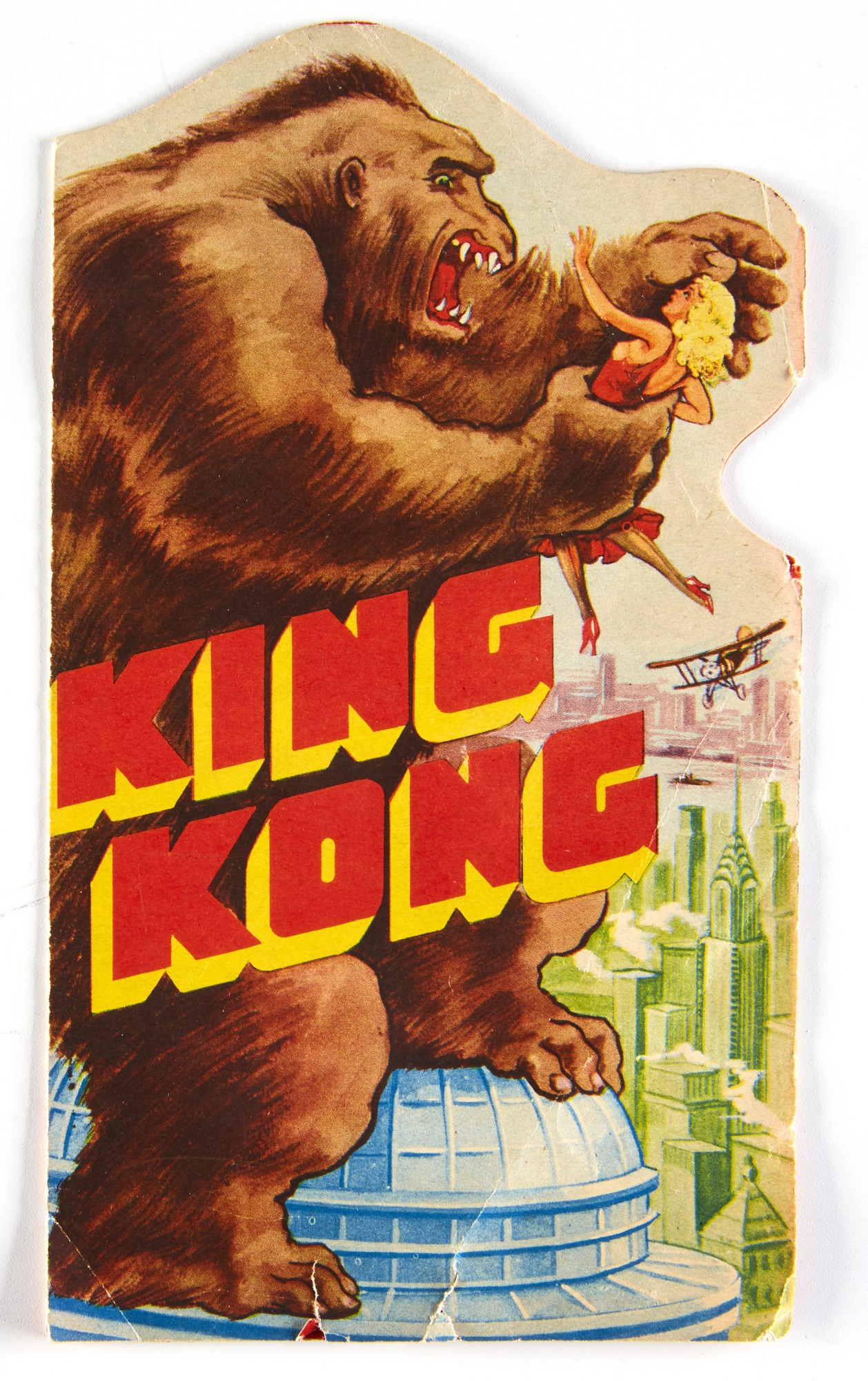 King Kong 1933 Herald Us Original Film Posters Online
