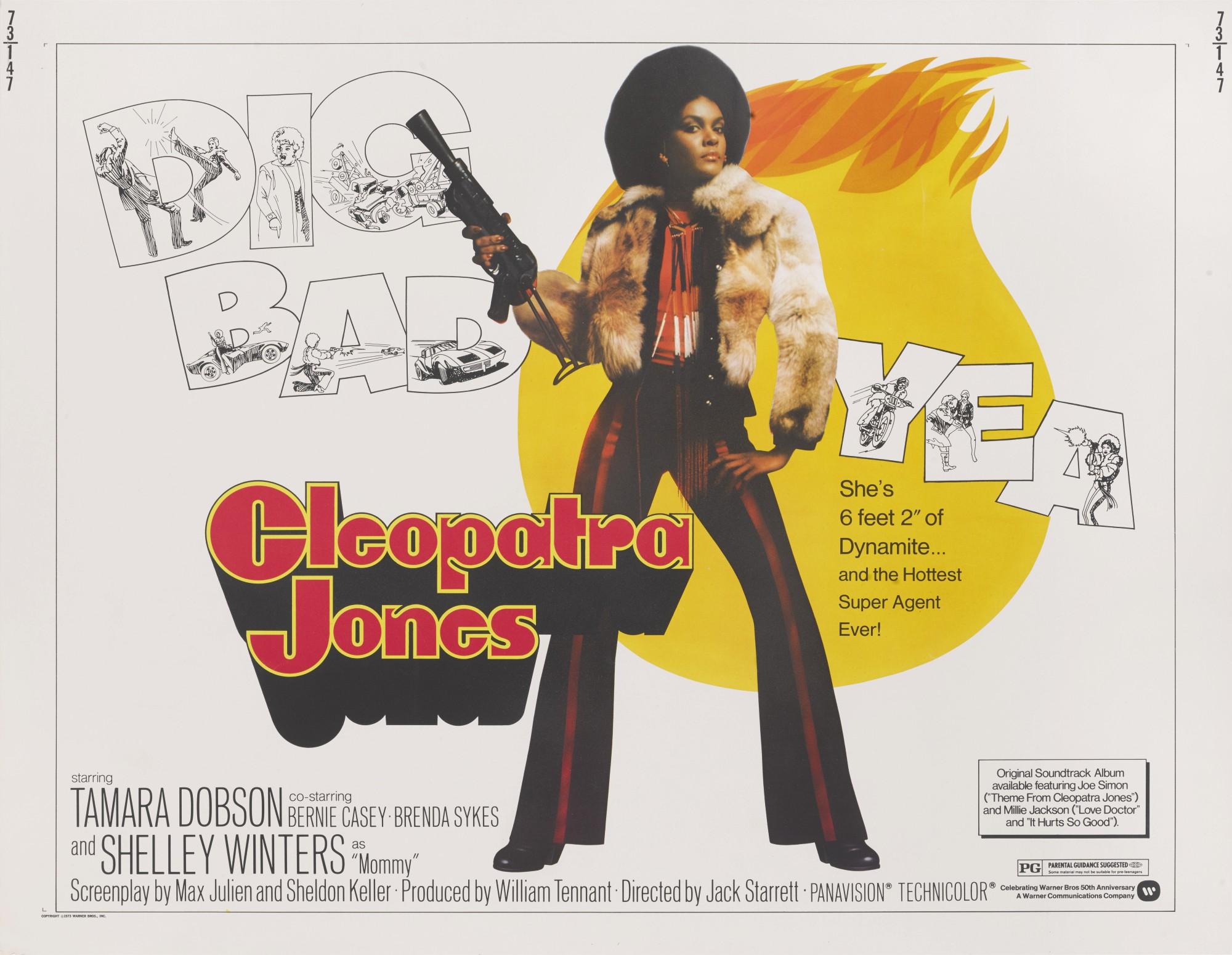 Cleopatra Jones 1973 Poster Us Original Film Posters Online2020 Sotheby S