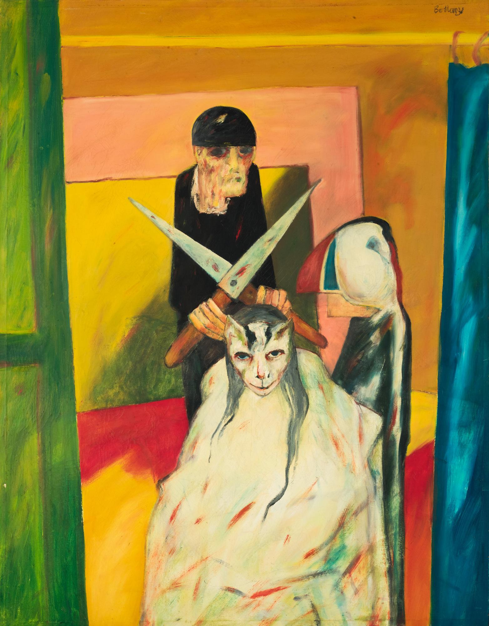 JOHN BELLANY, R.A. | HAUNTED FIGURE