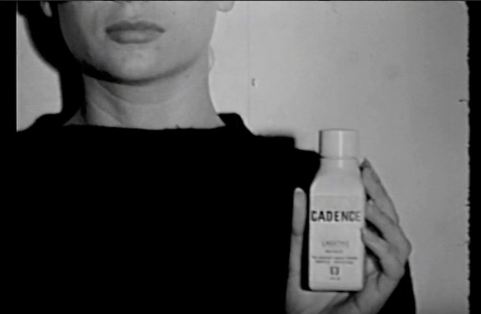 ANDY WARHOL |  CADENCE COMMERCIAL (STANDING WOMAN)