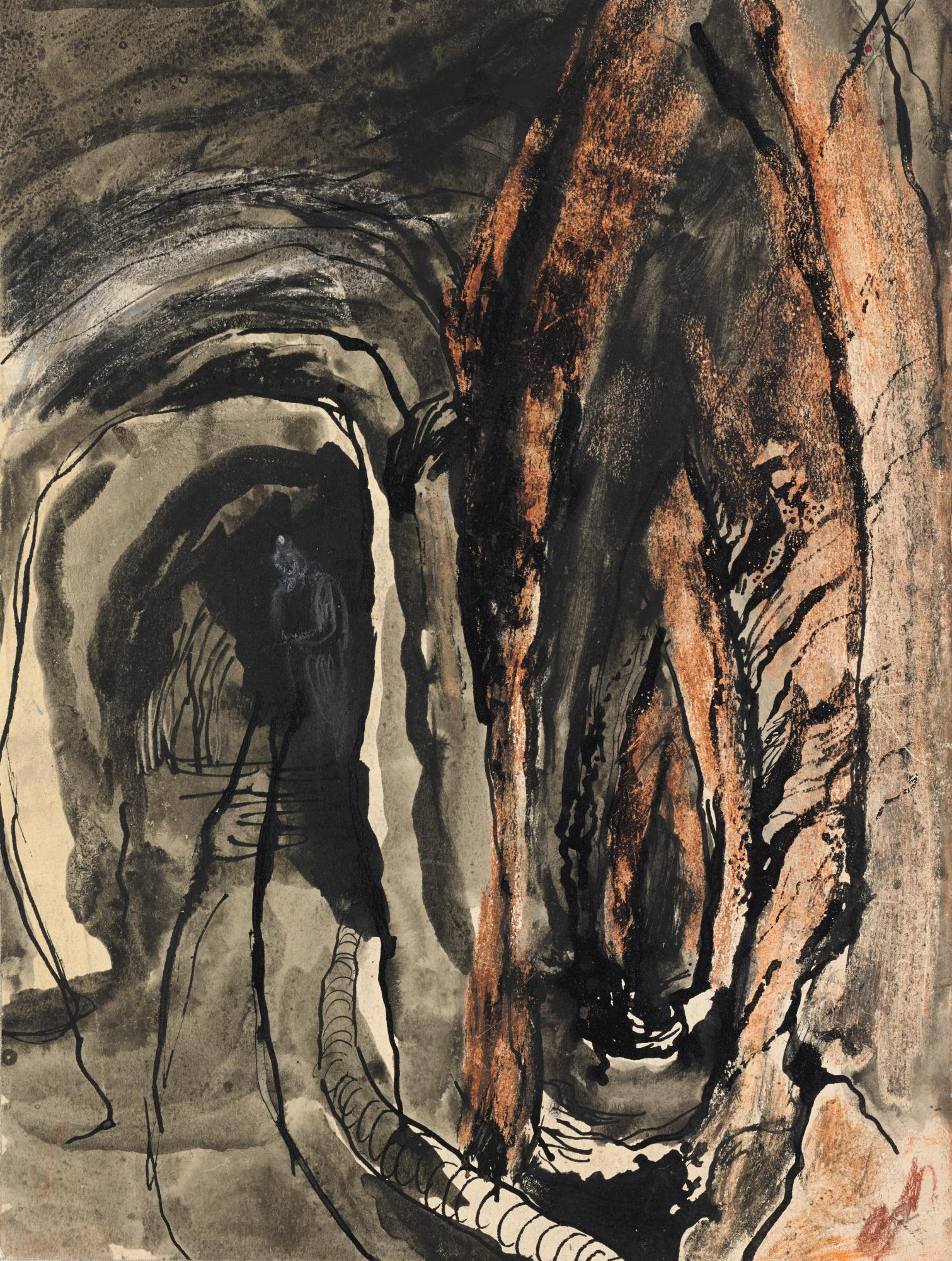 GRAHAM SUTHERLAND | GEEVOR TIN MINE
