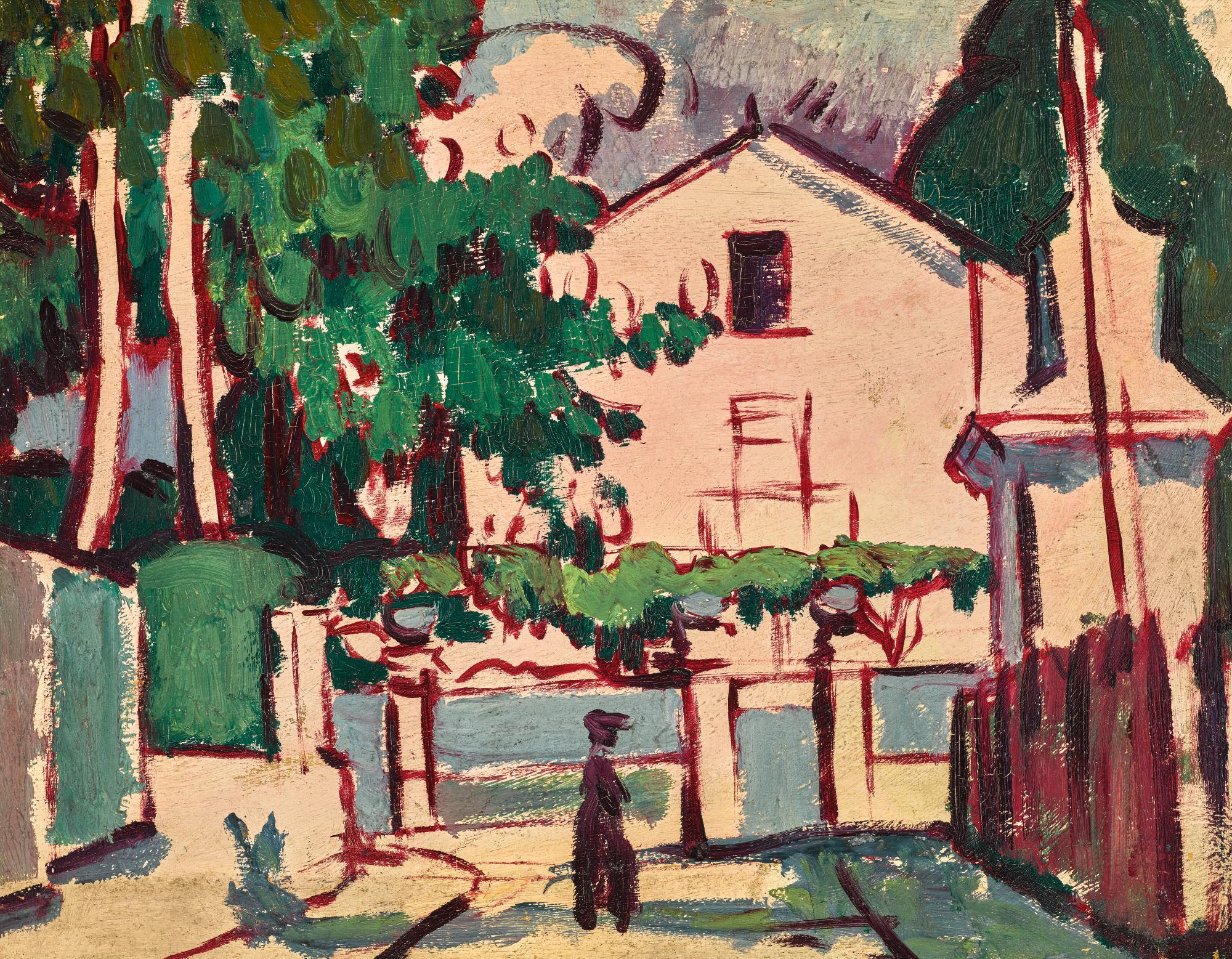 ANNE ESTELLE RICE | PINK HOUSE