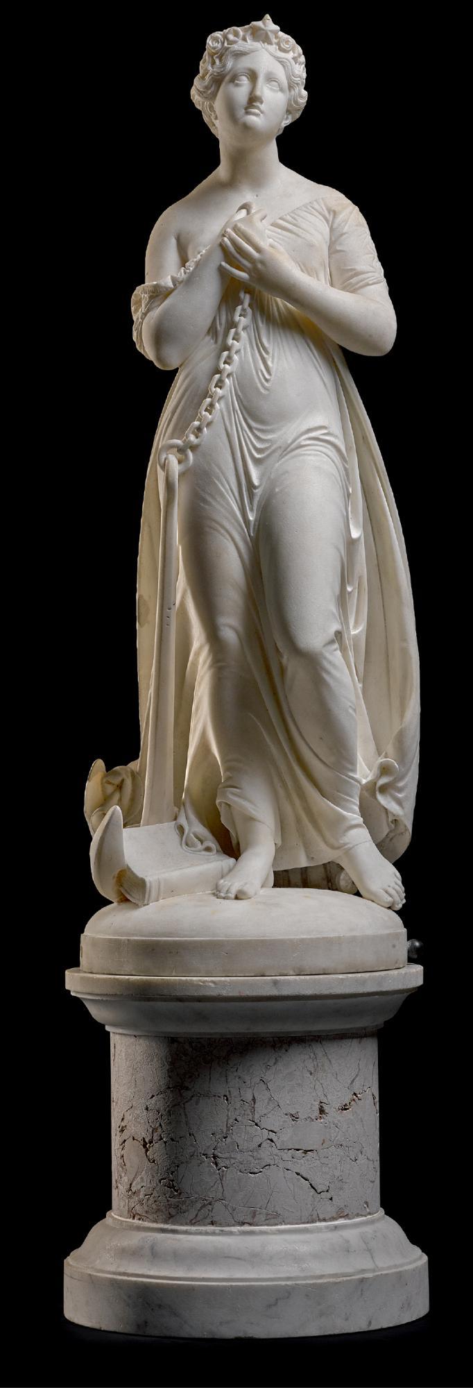 GIOVANNI MARIA BENZONI | LA SPERANZA (ALLEGORY OF HOPE)