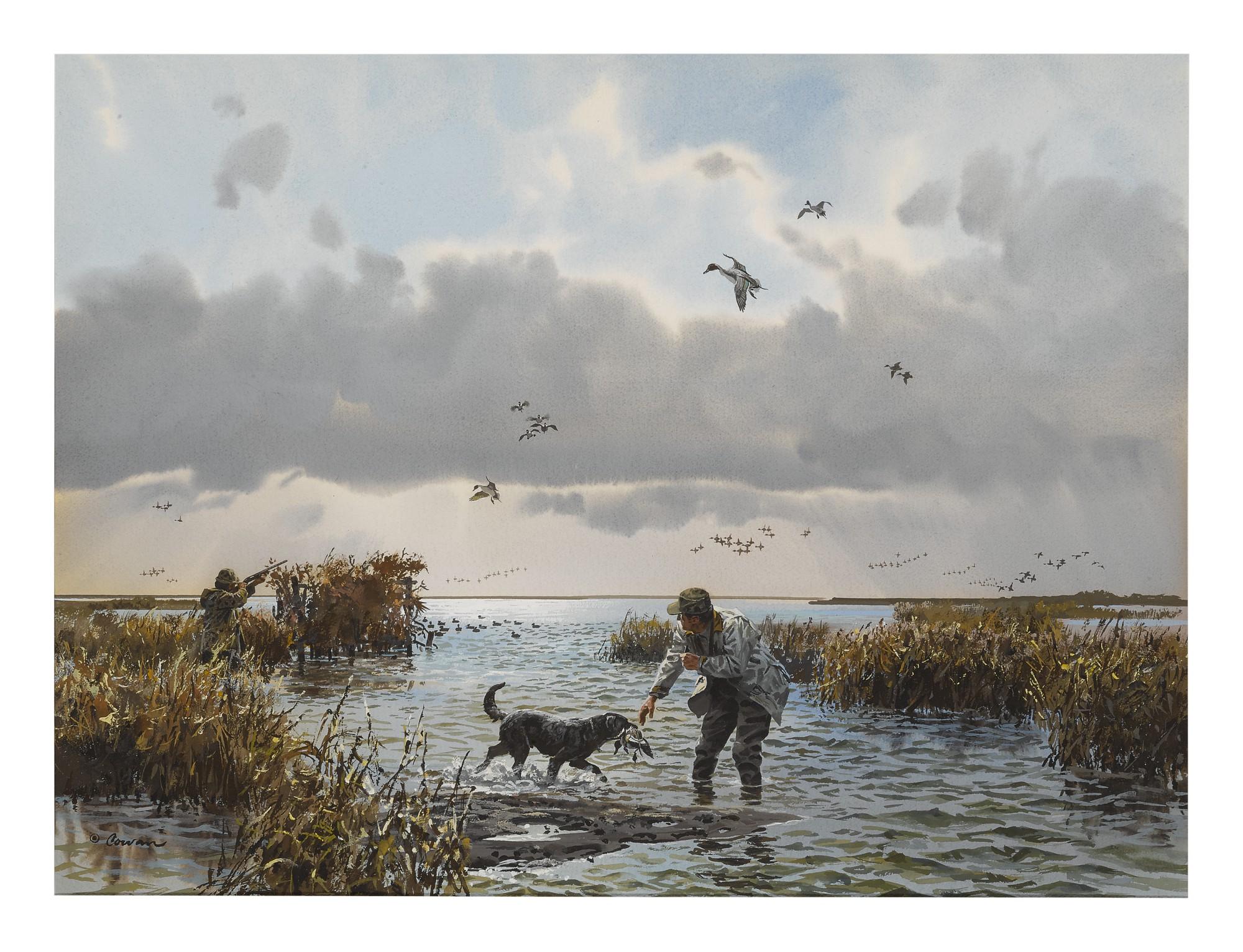 JOHN COWAN | THE GRASSY BLIND