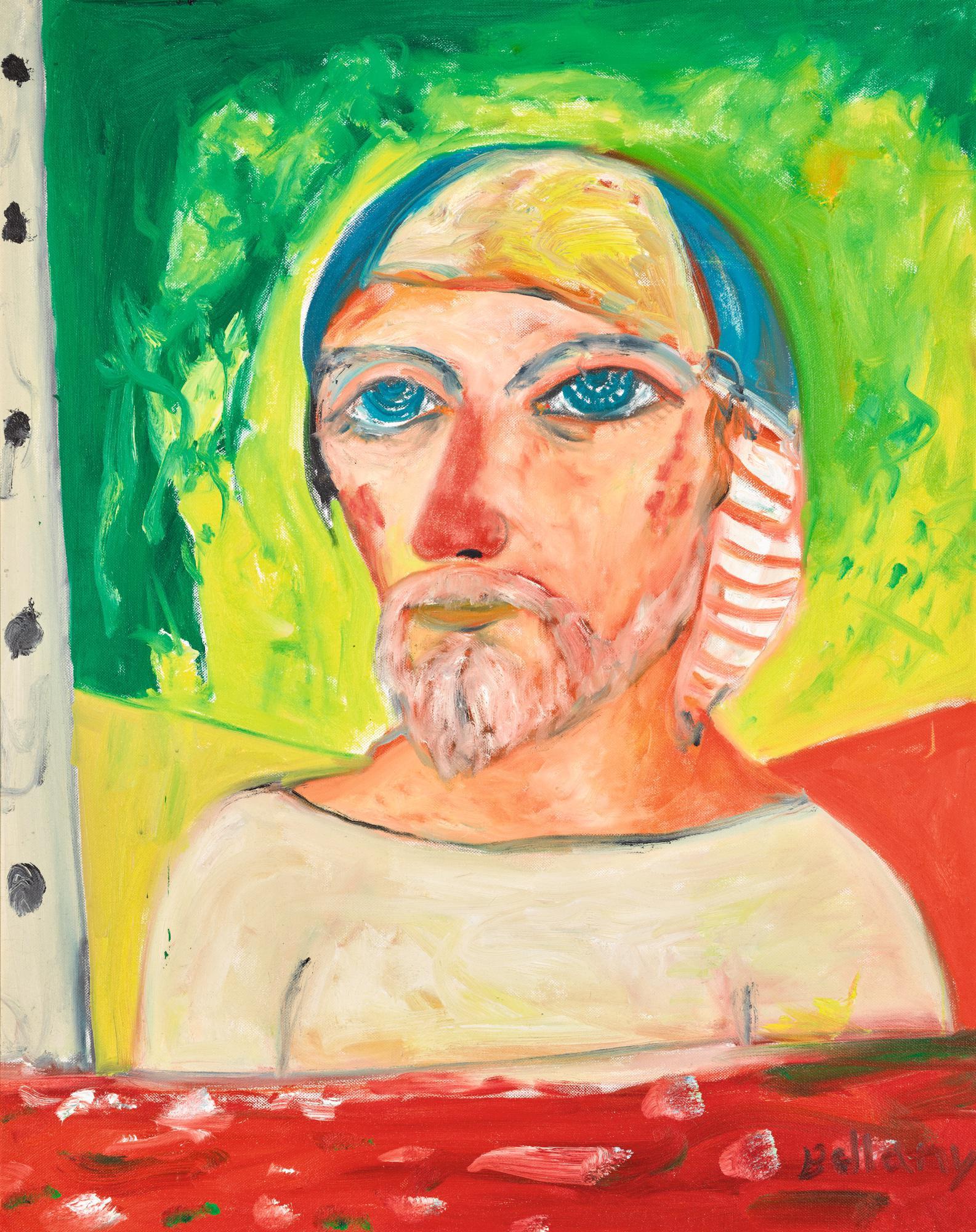 JOHN BELLANY, R.A. | SELF PORTRAIT